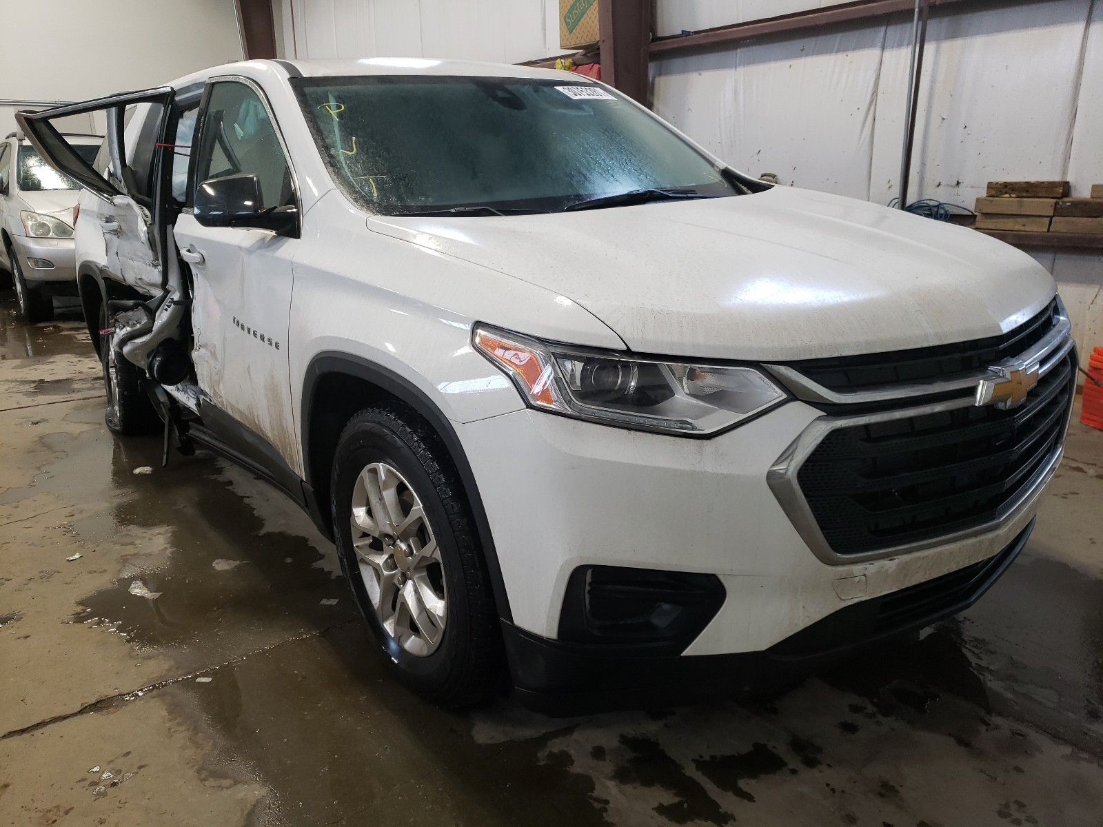 2020 Chevrolet Traverse L For Sale At Copart Nisku Ab Lot 30753 Salvagereseller Com