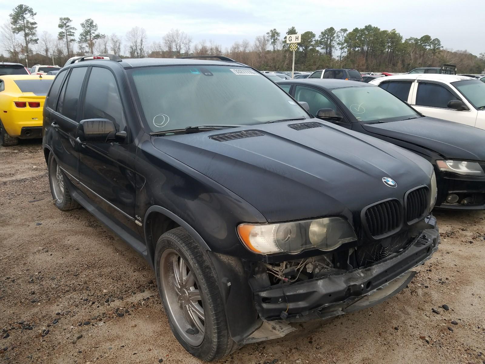 2003 BMW X5 4.4I