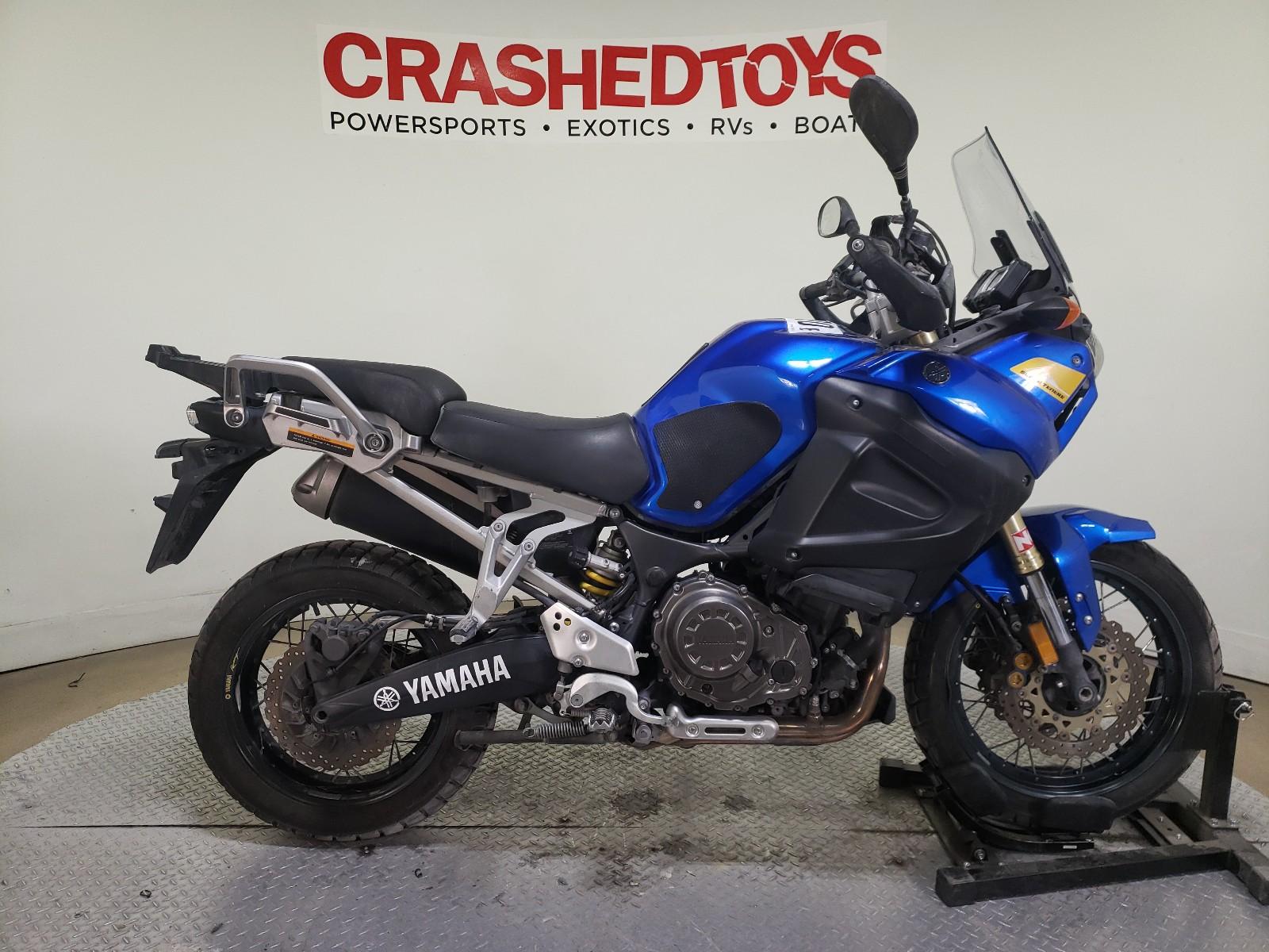 2012 Yamaha XT1200Z