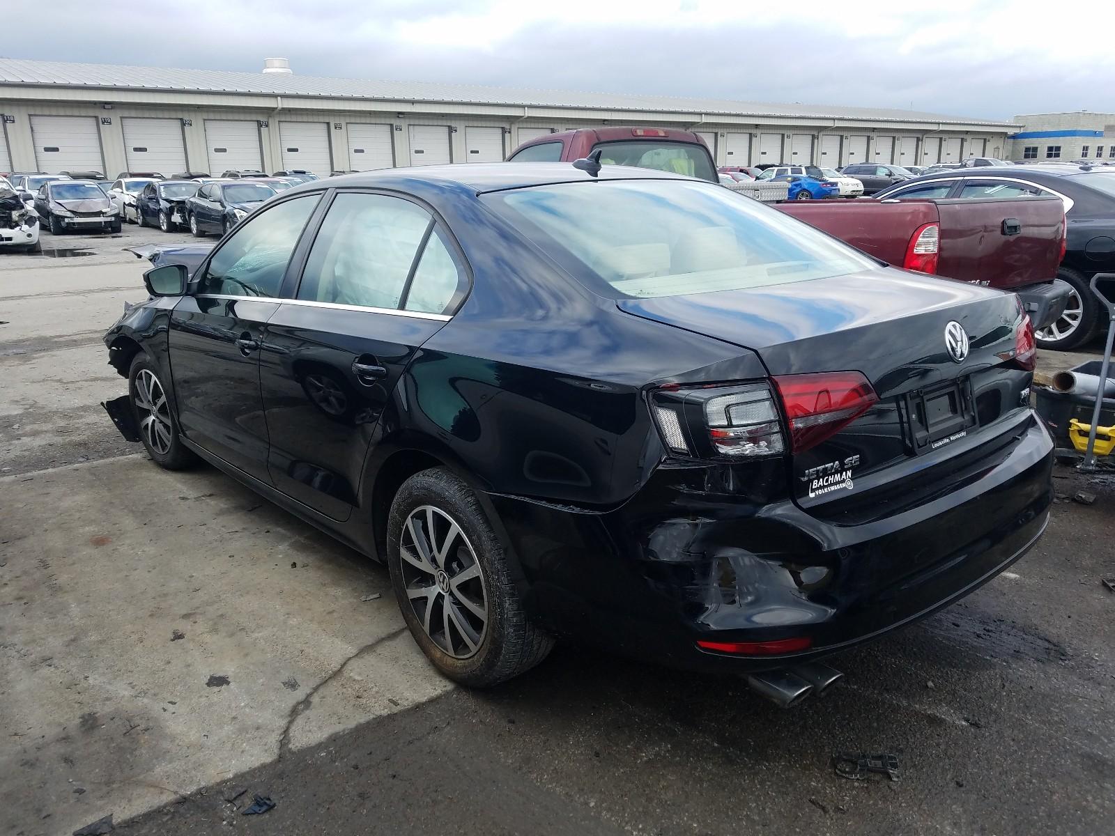 2017 Volkswagen Jetta SE