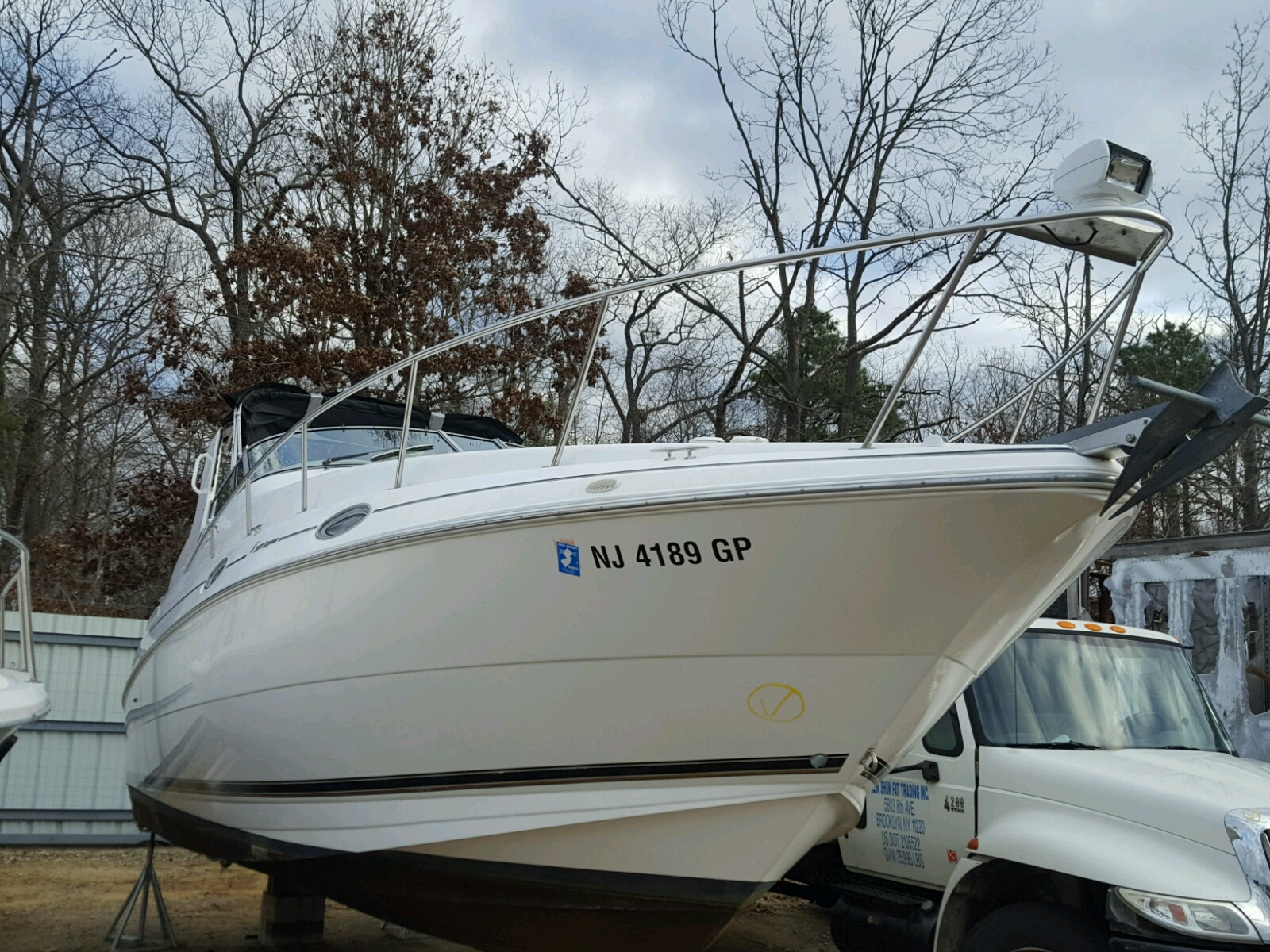 Salvage 2000 Arnes 2870 EXPRE for sale