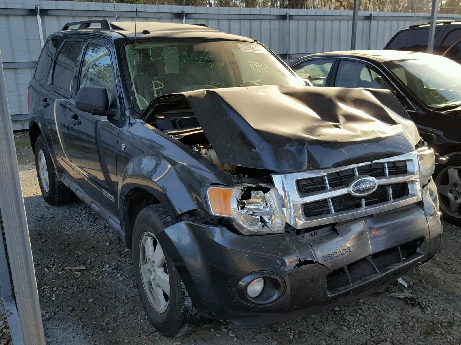 2008 Ford Escape Xlt 3 0l