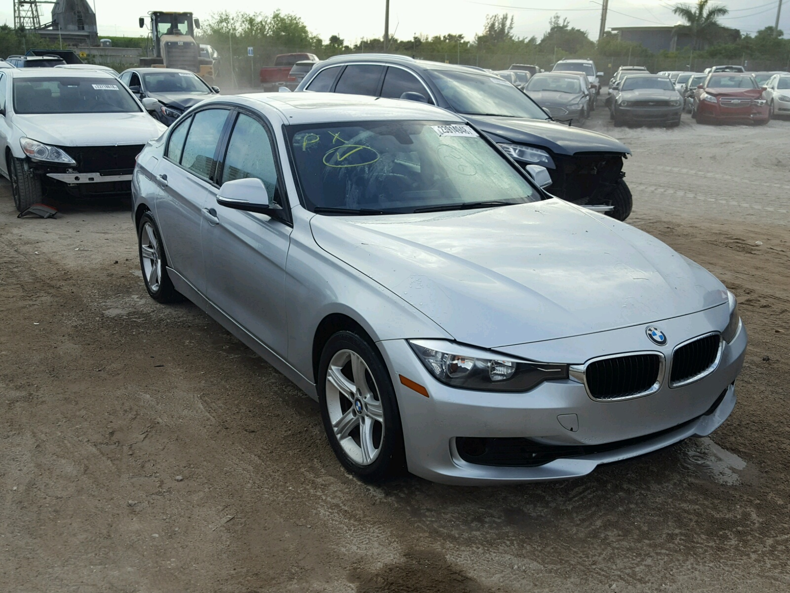 Auto Auction Ended On VIN WBACGXDNR BMW I SULE - Bmw 2013 328