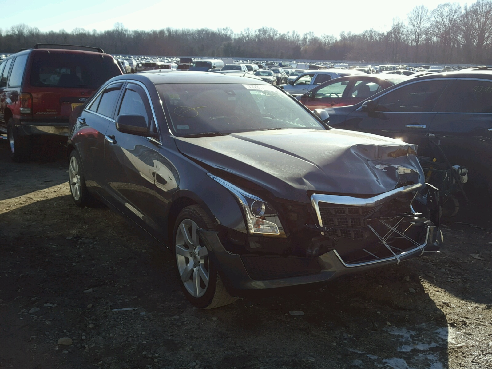 edmonton cadillac ats used in alberta sale for inventory