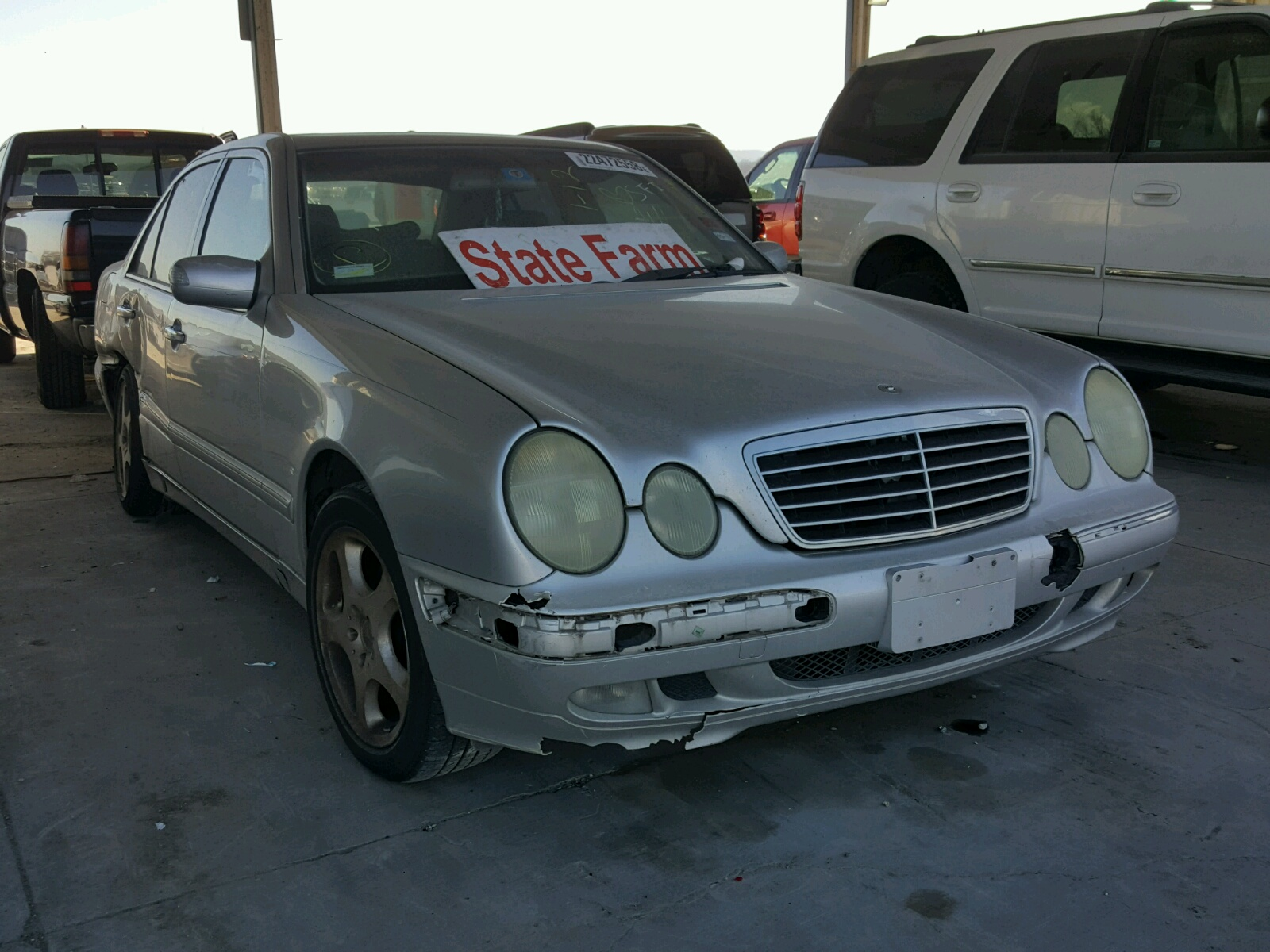 Auto Auction Ended On Vin 4jgbb56e49a508042 2009 Mercedes