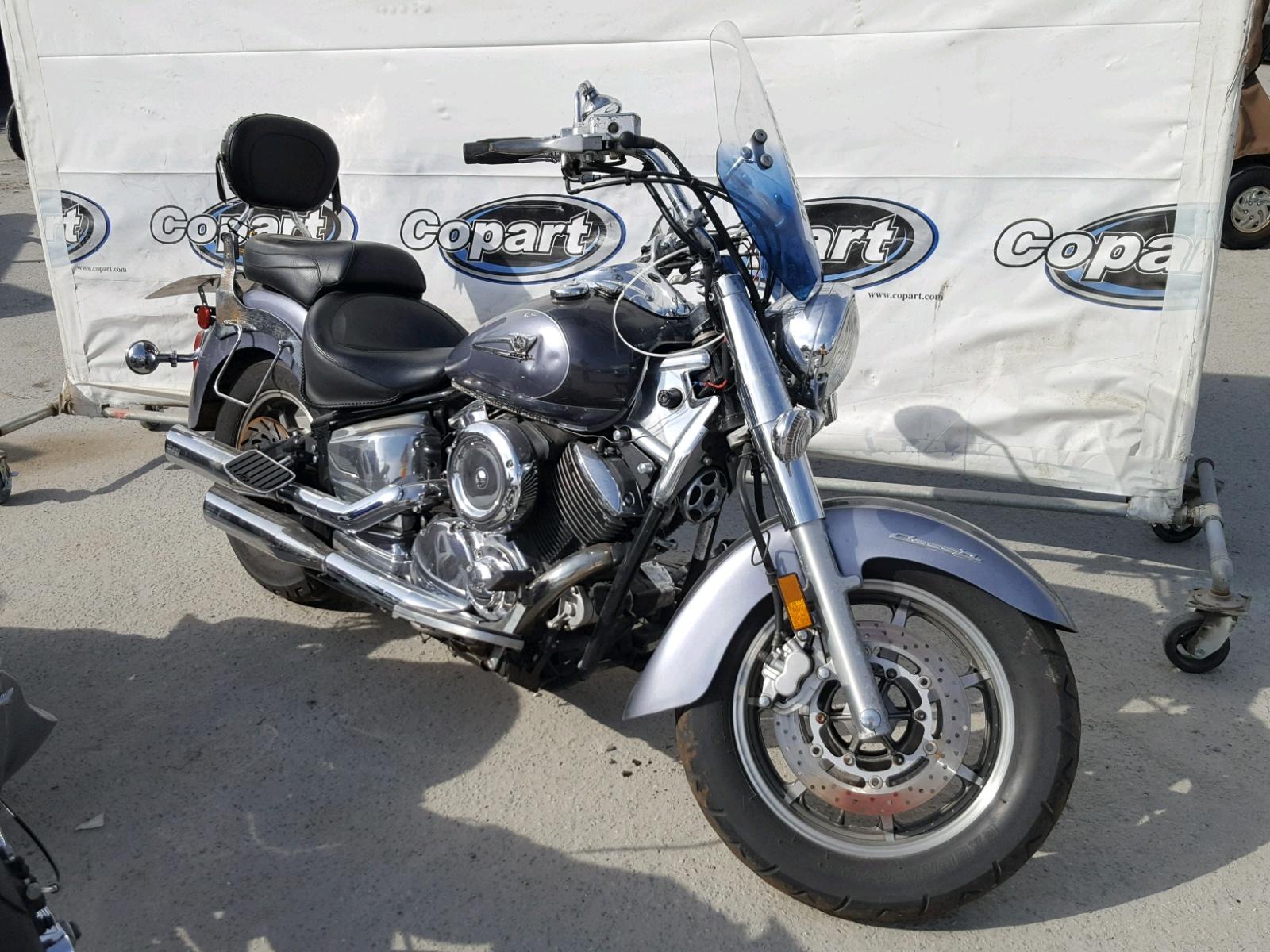 2006 YAMAHA XVS1100 A 2