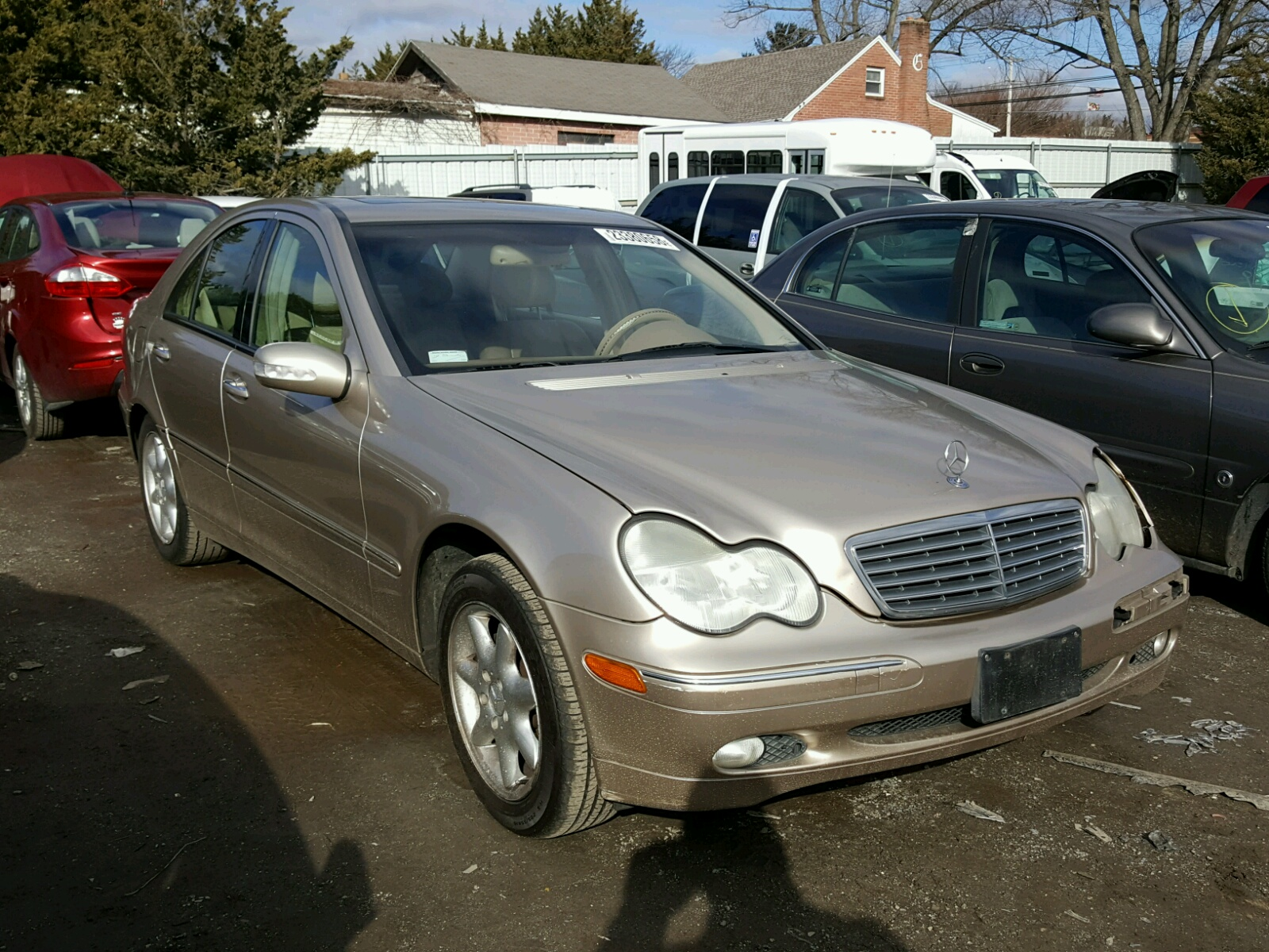 Auto auction ended on vin wdbuf56x37b035677 2007 mercedes for Mercedes benz new orleans service