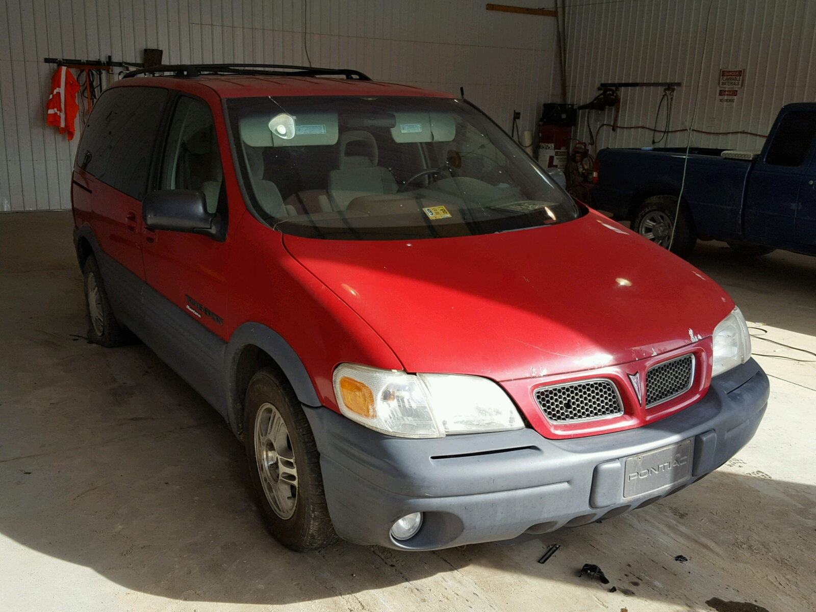 Auto Auction Ended On Vin 1g2nw12e32c139015 2002 Pontiac Grand Am 1998 Trans Spor 34l