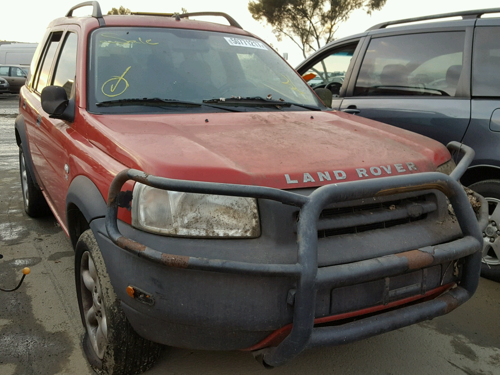 beach auto carfinder hse certificate auction ended lot on en landrover vin destruction fl west rover auctions for discovery sale online land of copart palm