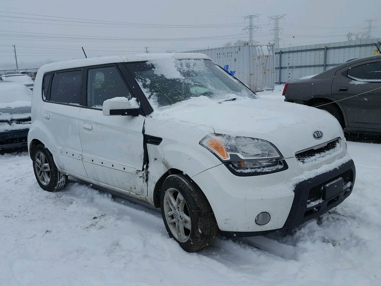 Auto Auction Ended on VIN KNDJT2A23A 2010 KIA SOUL in PA