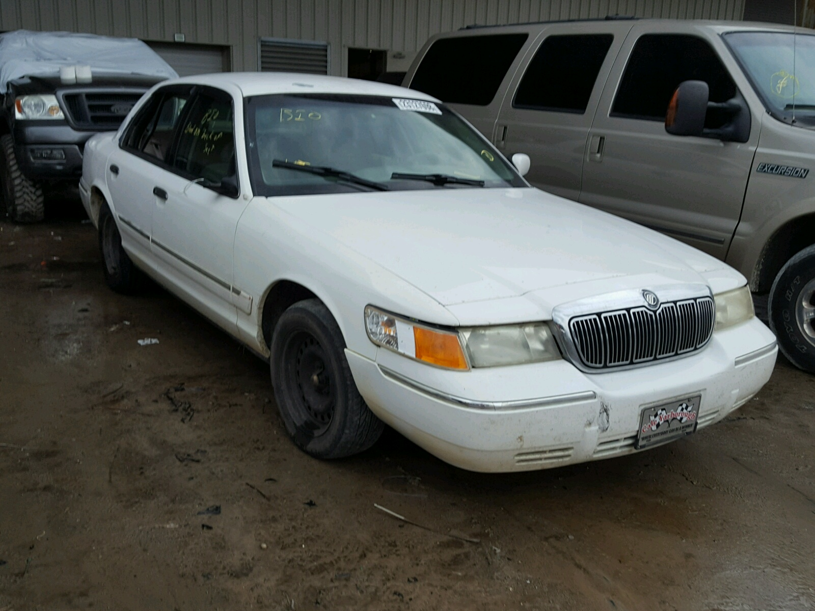 2001 MERCURY GRAND MARQ 4.6L