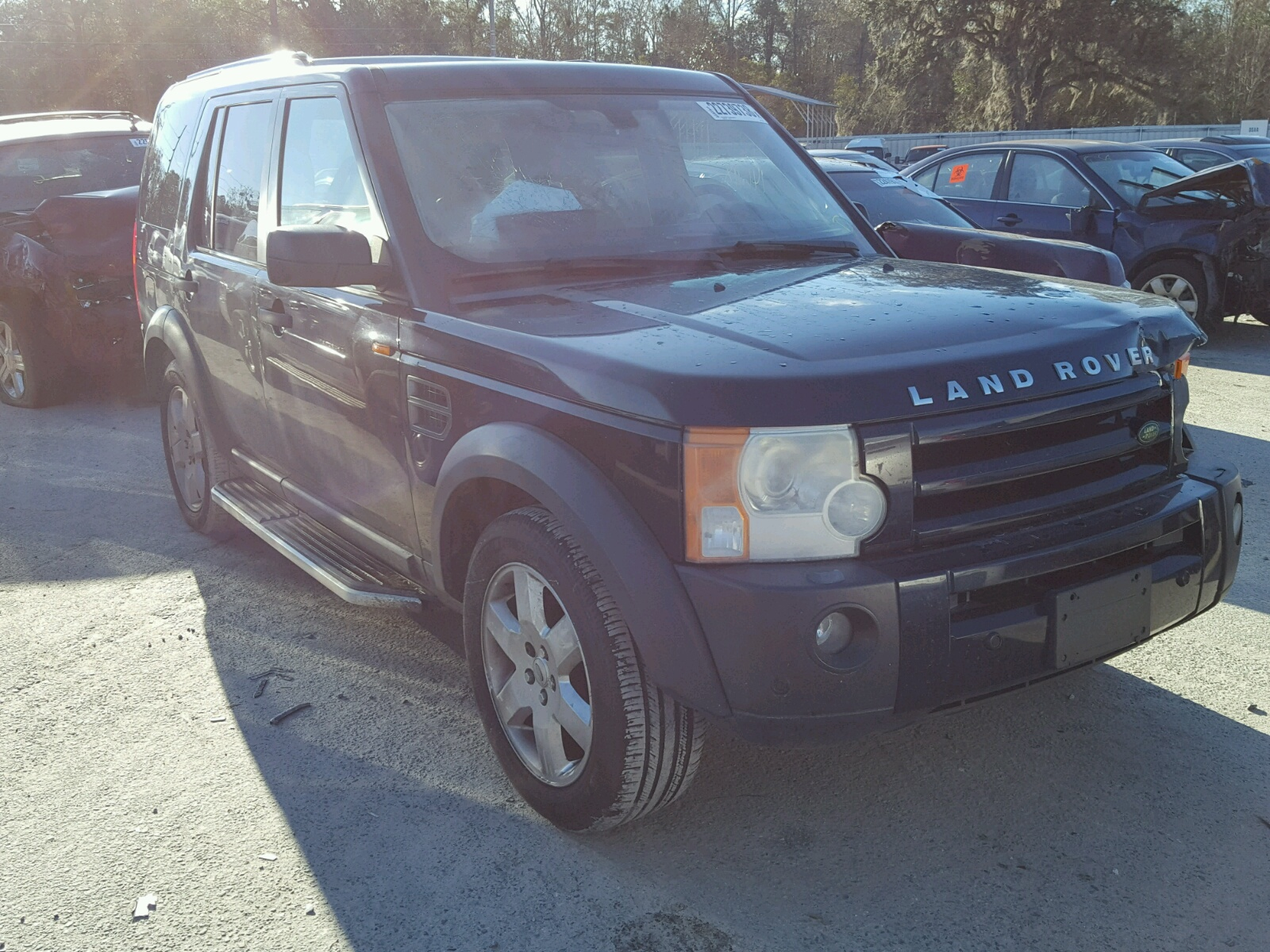 landrover copart carfinder sale title rover ga of land online auto in auctions blue lot cert hse savannah salvage for on en se