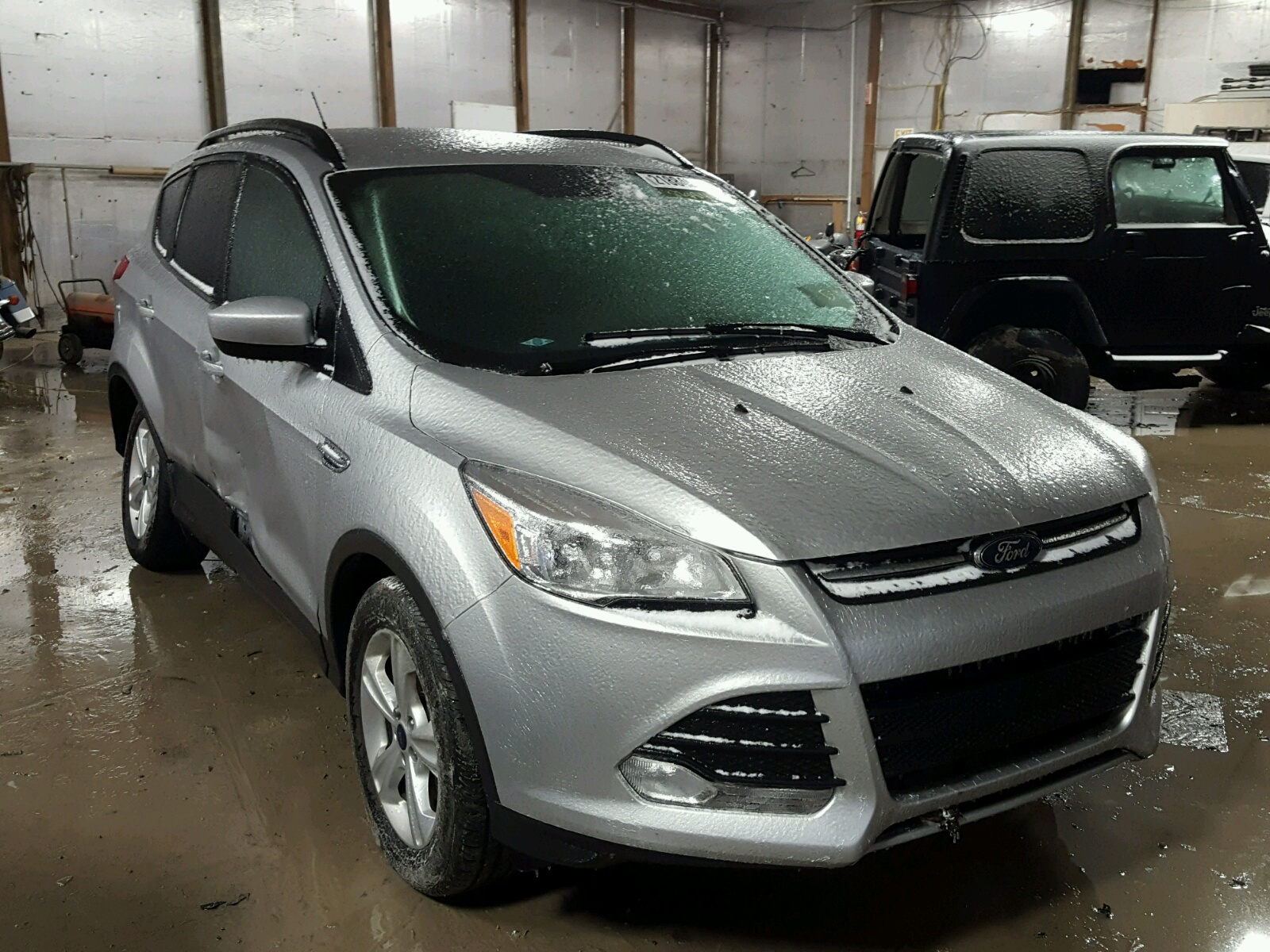2016 FORD ESCAPE SE 2.0L