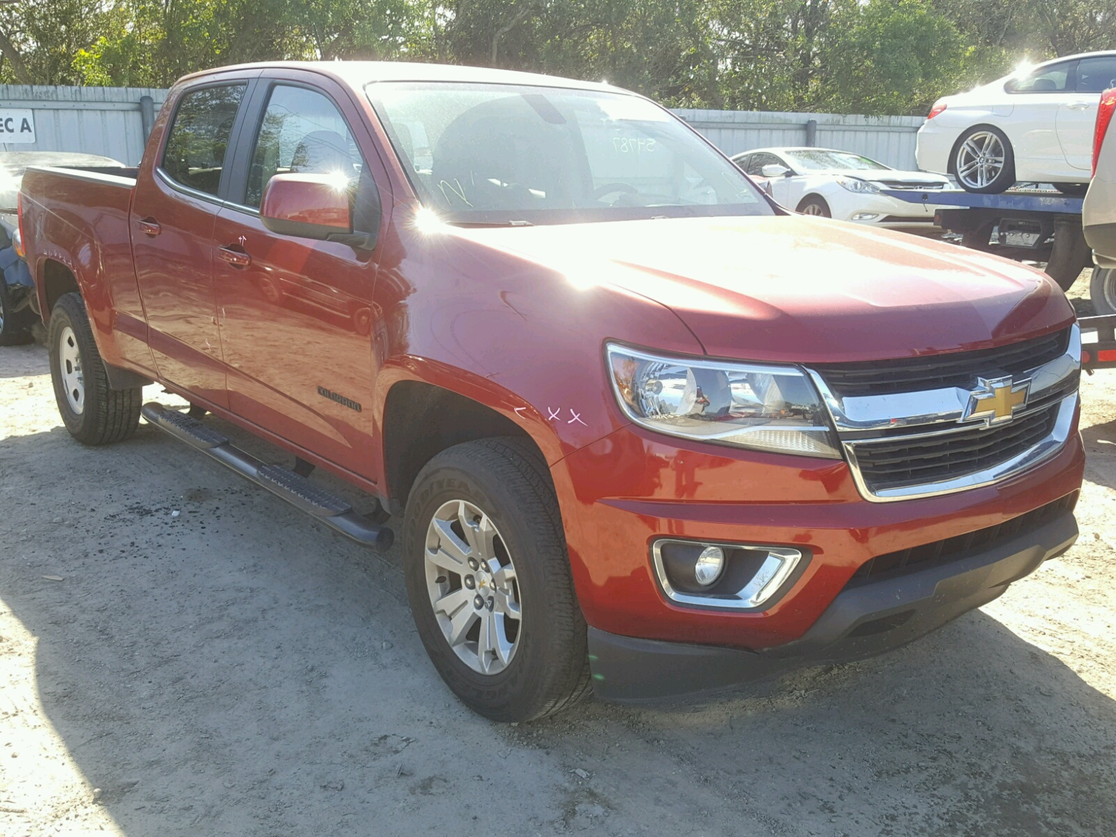 2015 CHEVROLET COLORADO L 3.6L