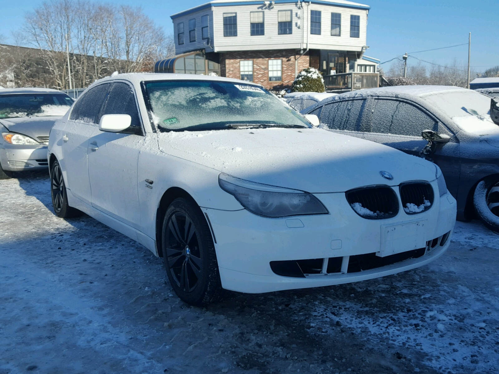 Auto Auction Ended On Vin Wbaek73445b328702 2005 Bmw