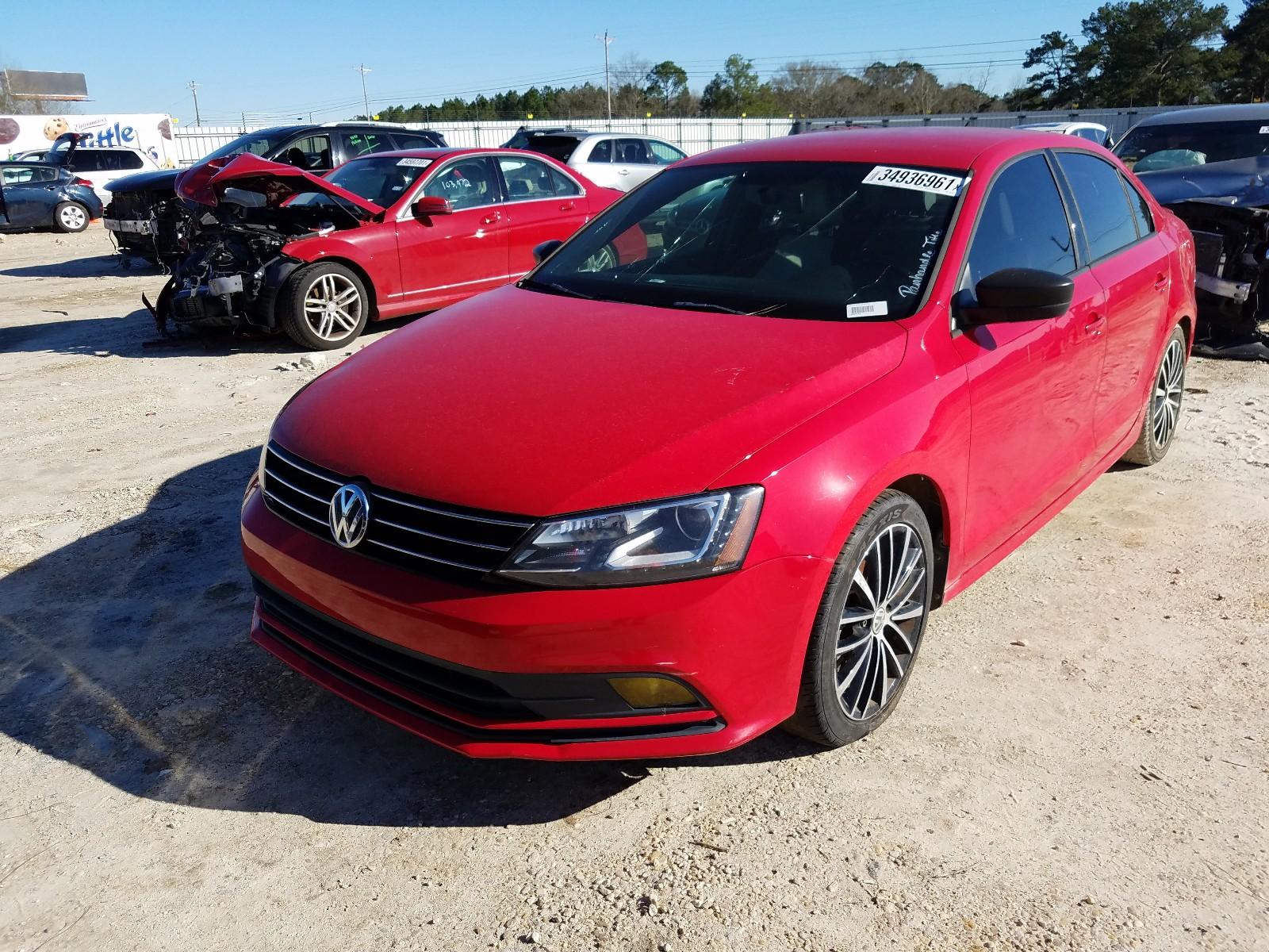 2016 Volkswagen Jetta Spor