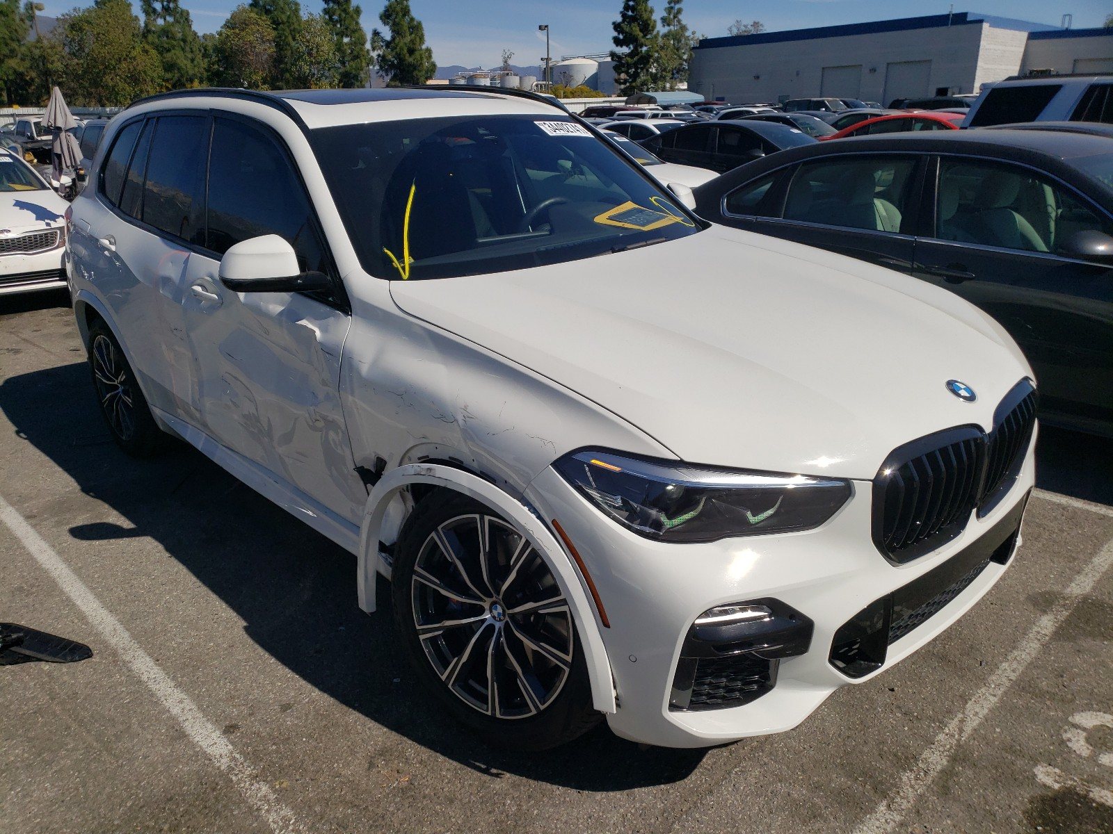 2020 BMW X5 Sdrive