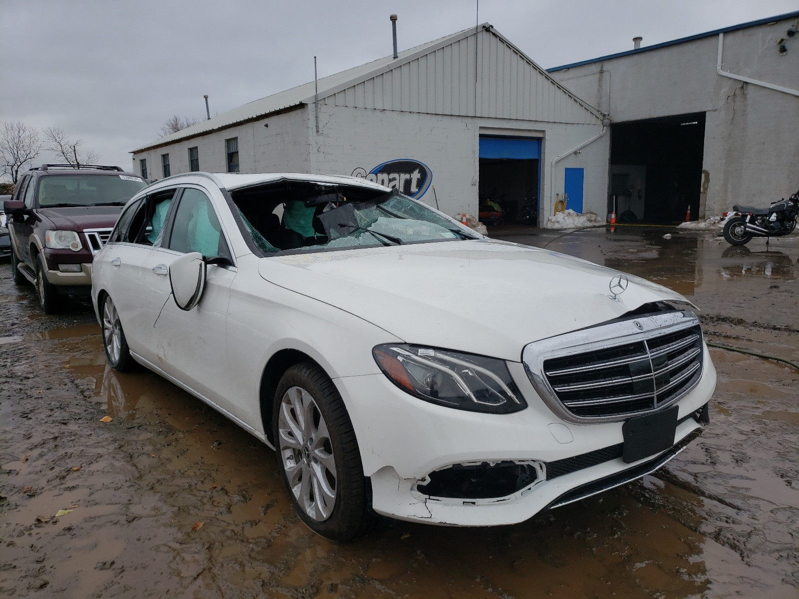 2020 Mercedes-Benz E 450 4matic