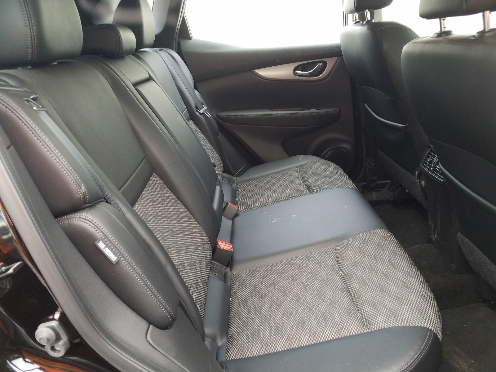 2020 Nissan Qashqai SL Platinum