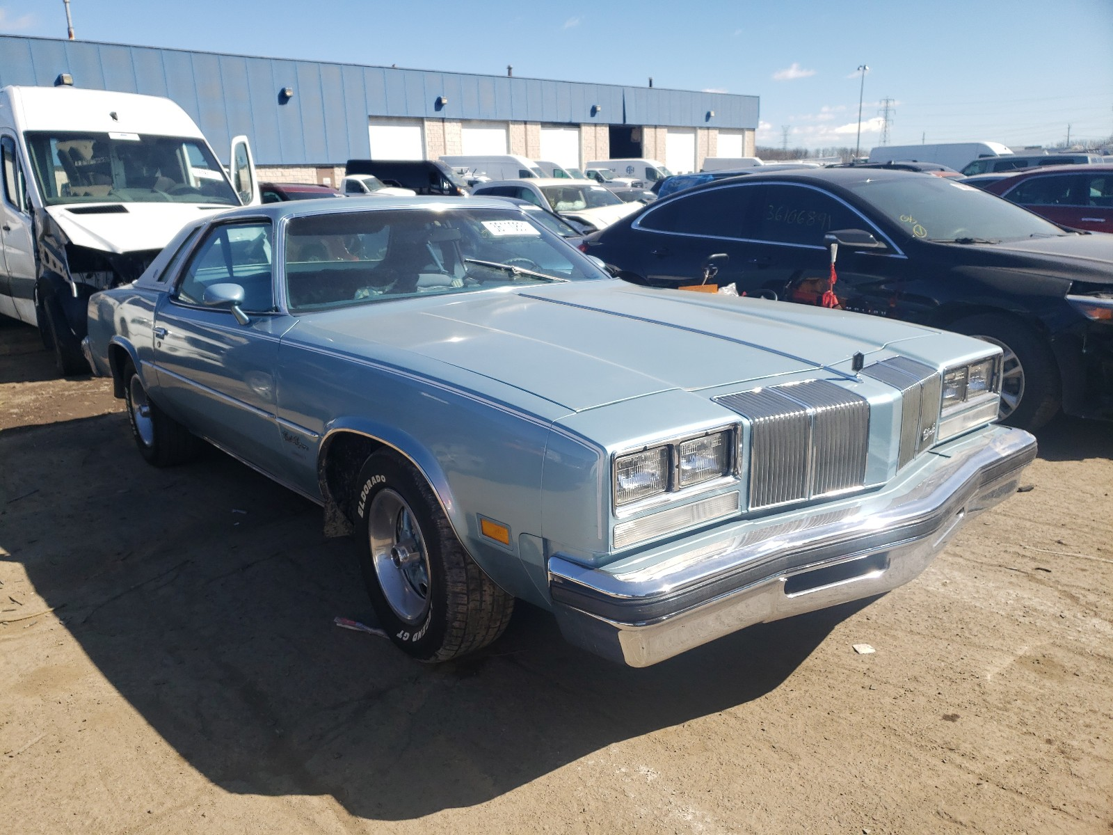 1976 Oldsmobile CUT SUP BR