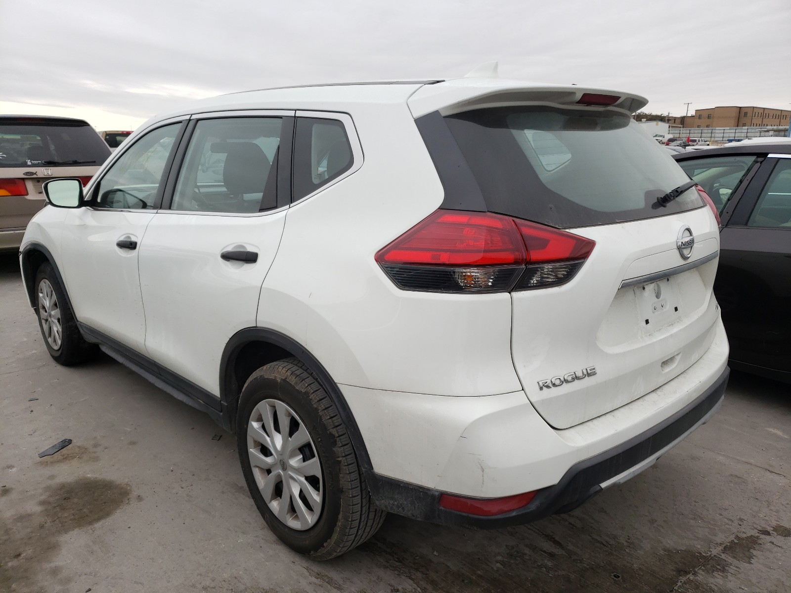 2017 Nissan Rogue S