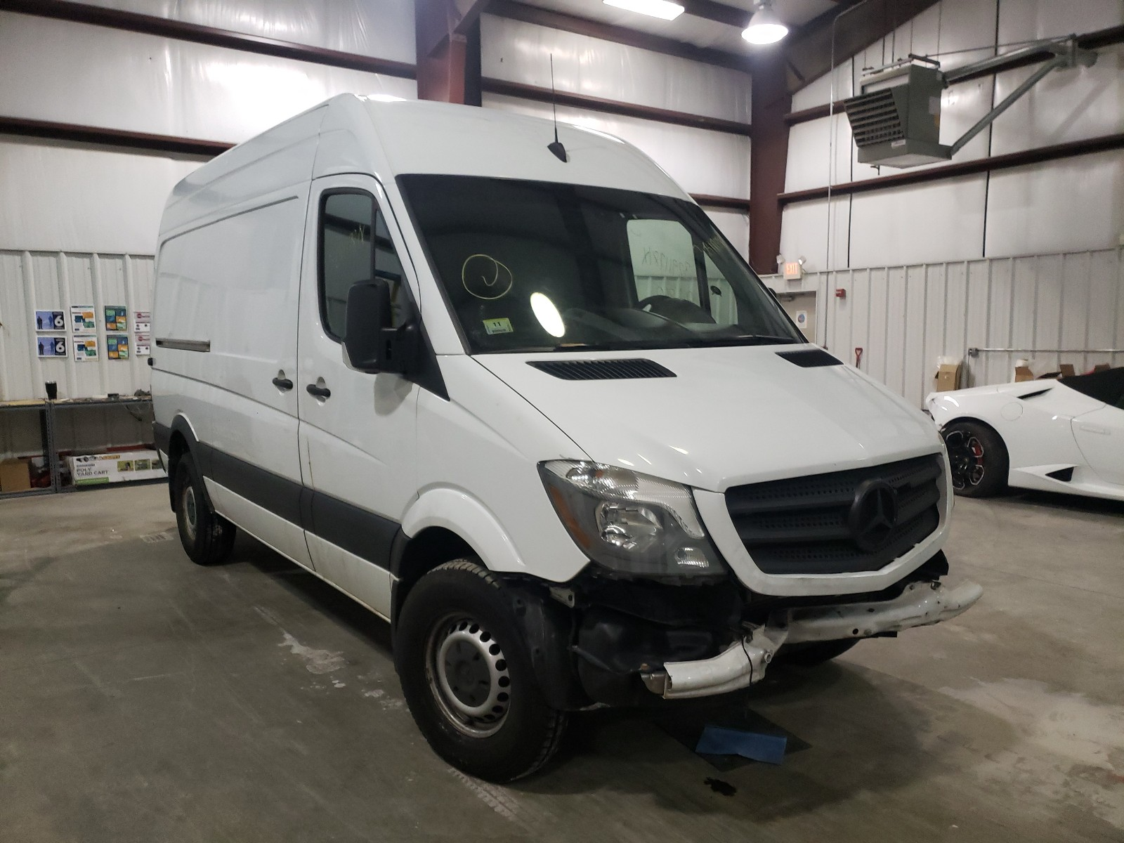 2017 Mercedes-Benz Sprinter 2