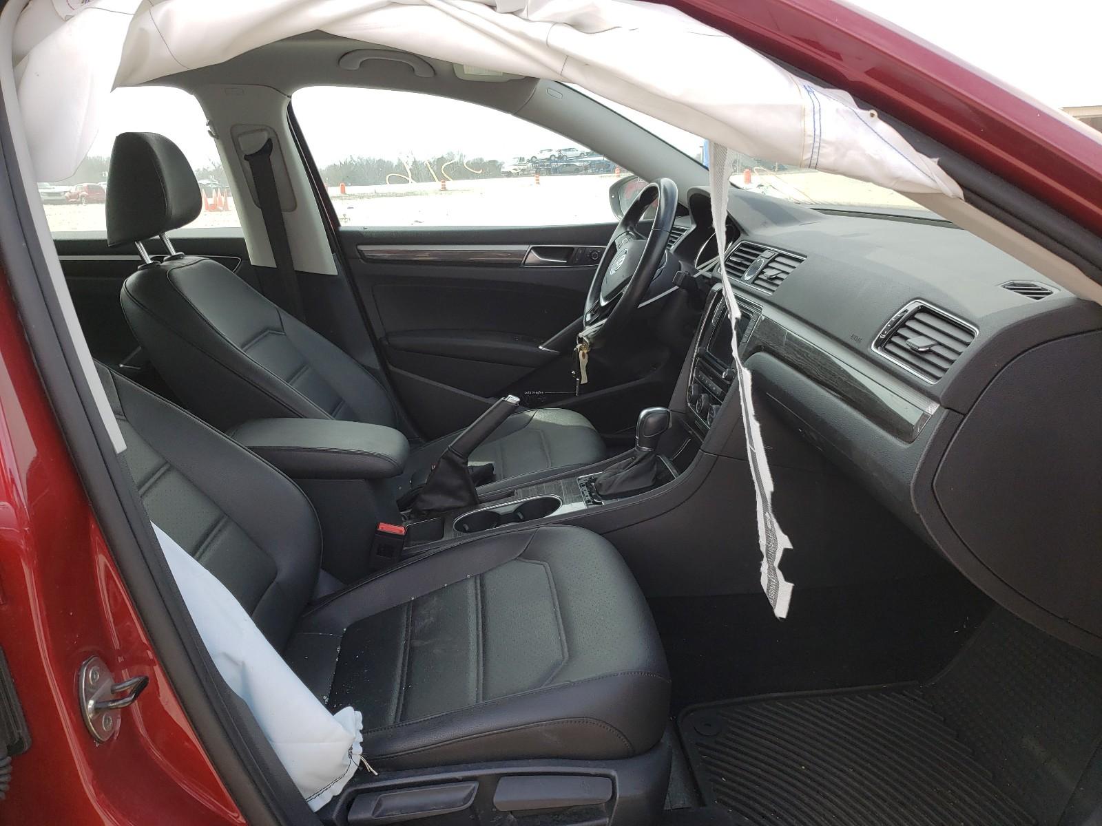 2017 Volkswagen Passat SE