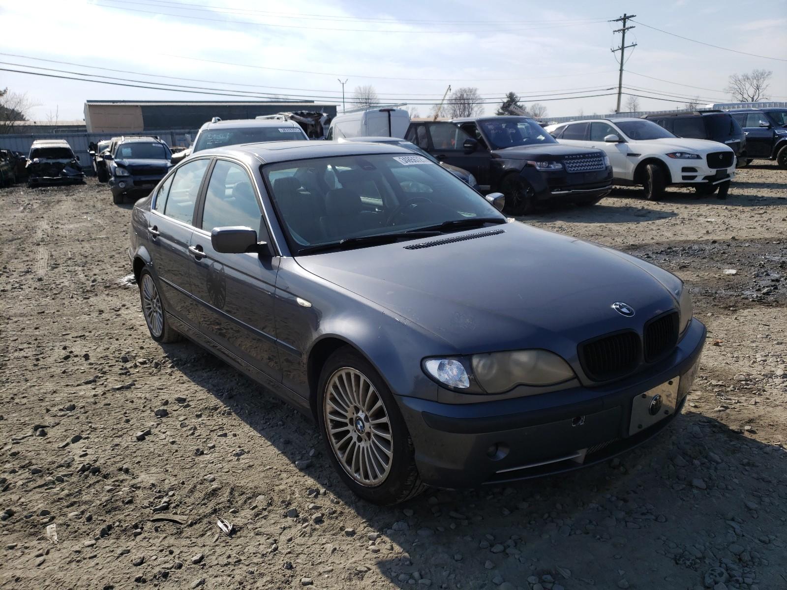 2003 BMW 330 XI - WBAEW53443PG21379