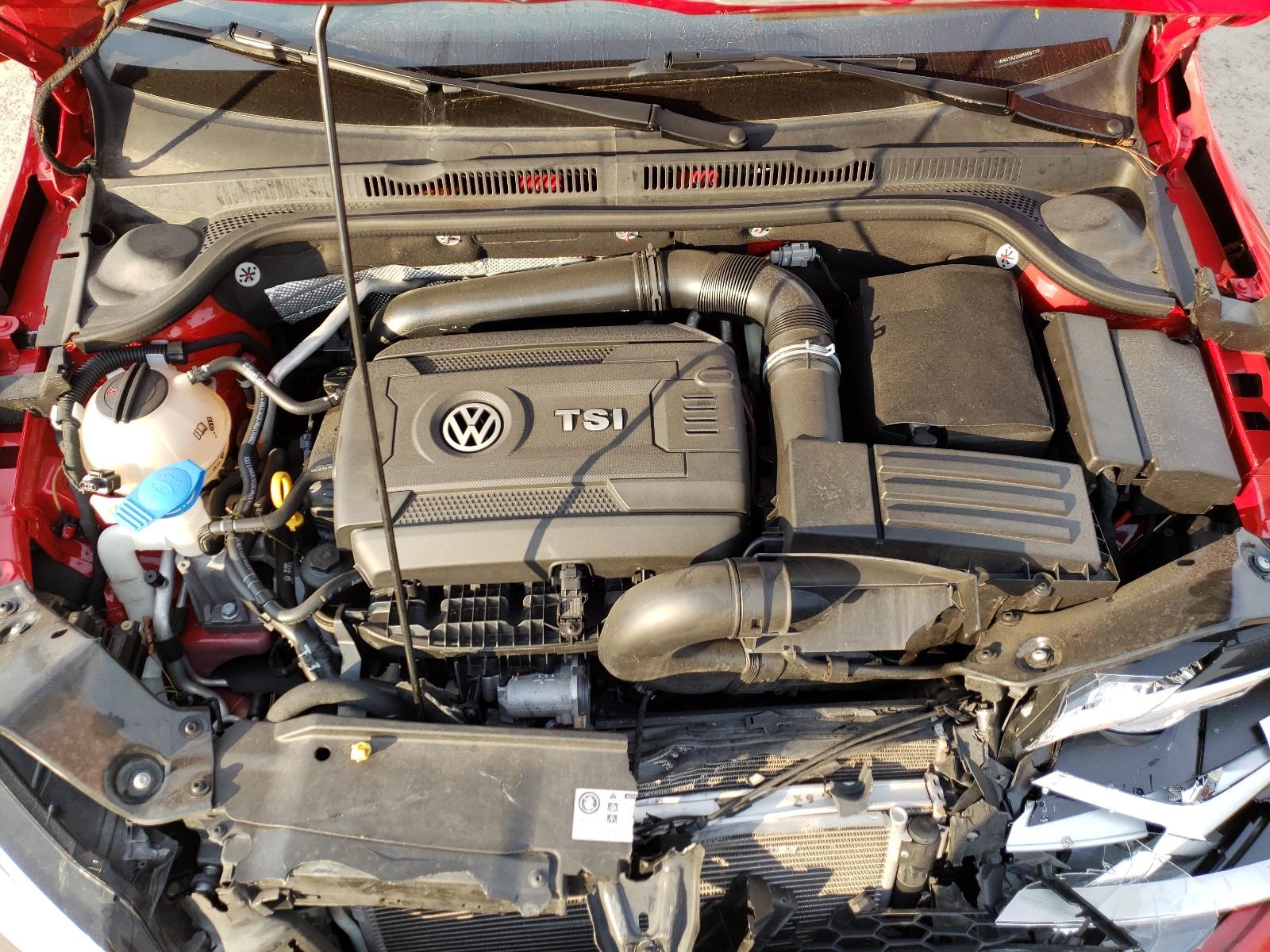 2016 Volkswagen Jetta GLI SE