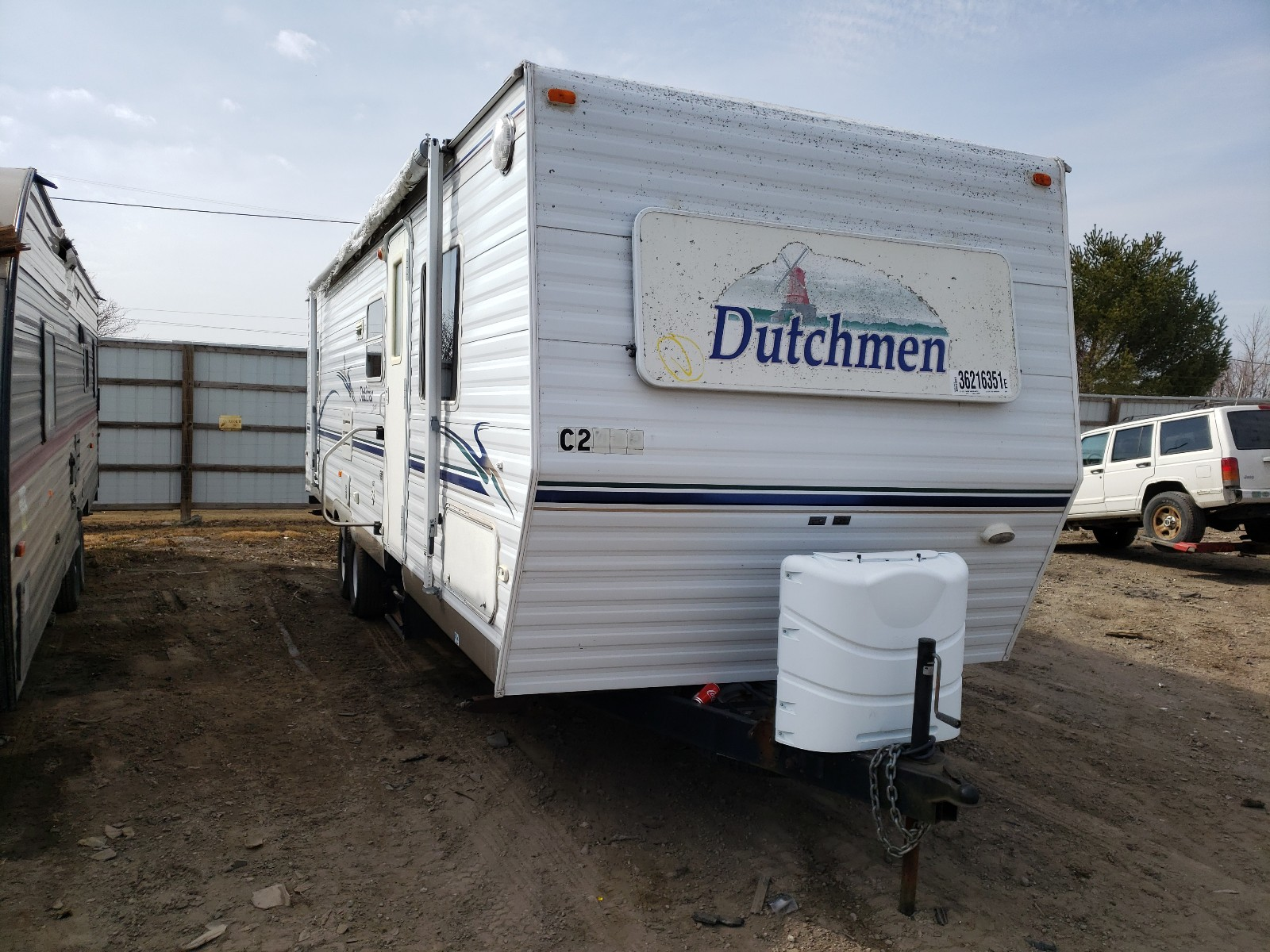 2003 Dutchmen Travel Trailer