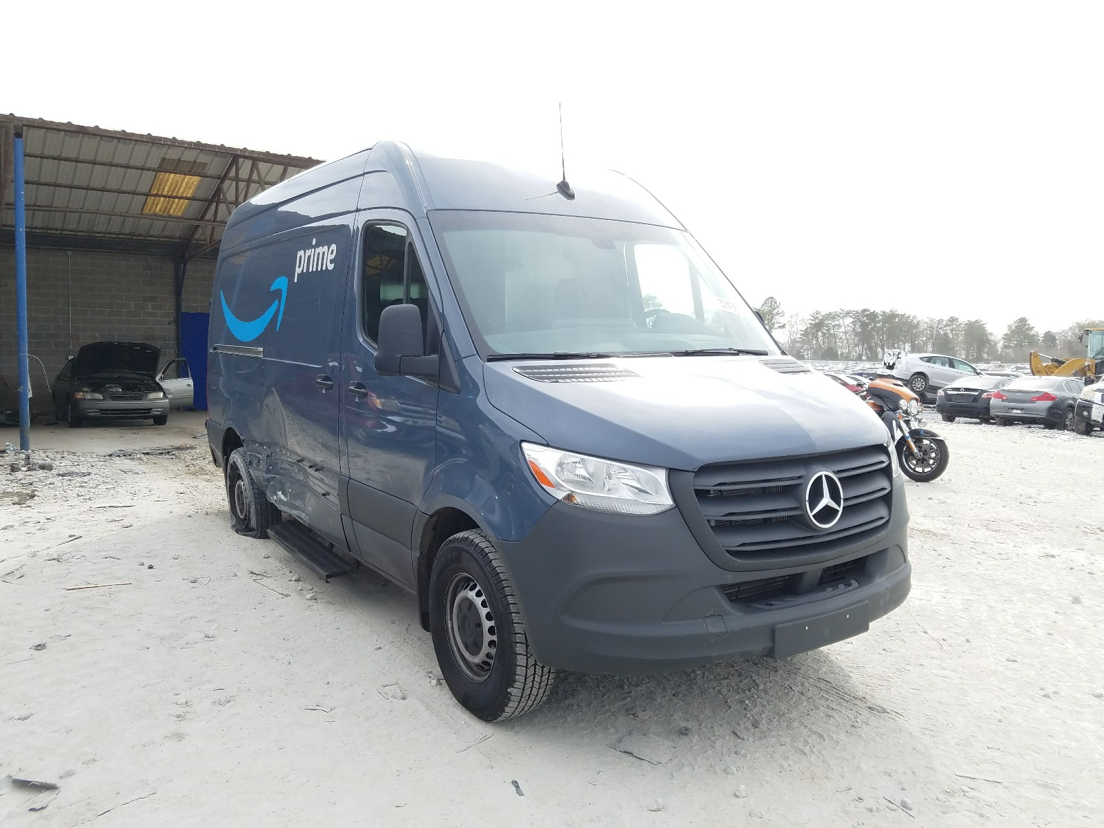 2019 Mercedes-Benz Sprinter 2