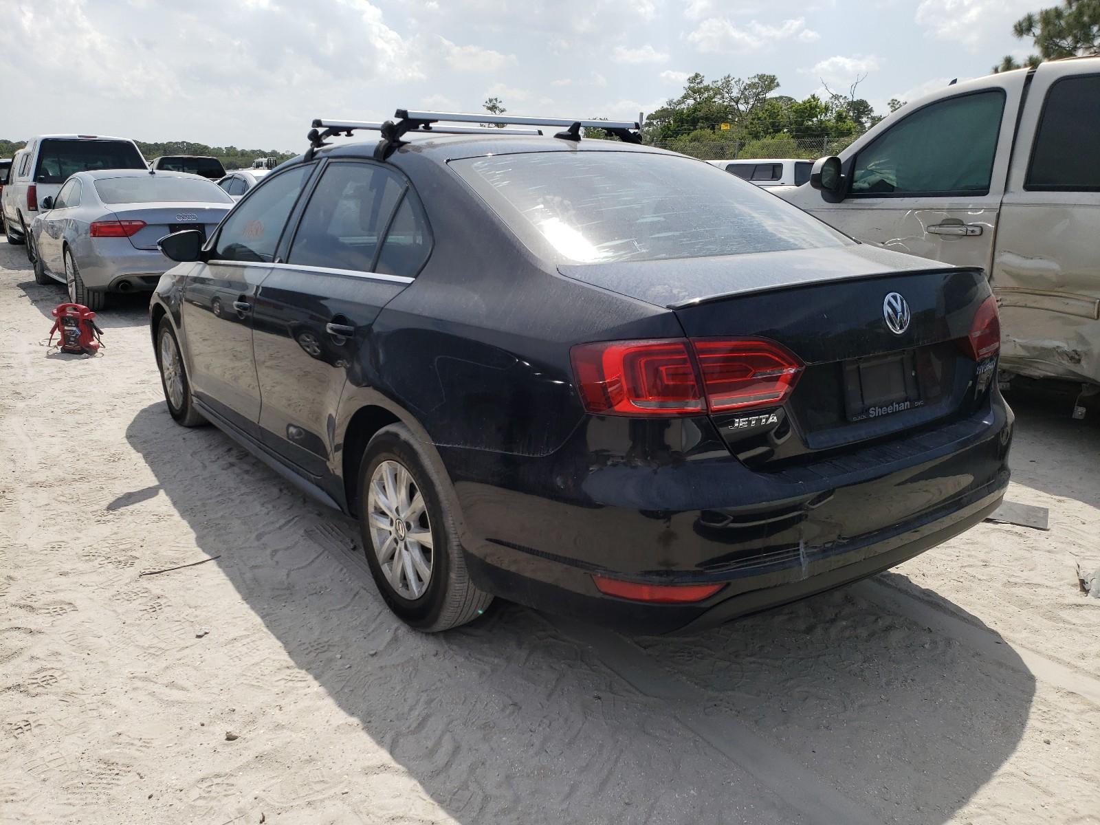 2013 Volkswagen Jetta Hybrid Base