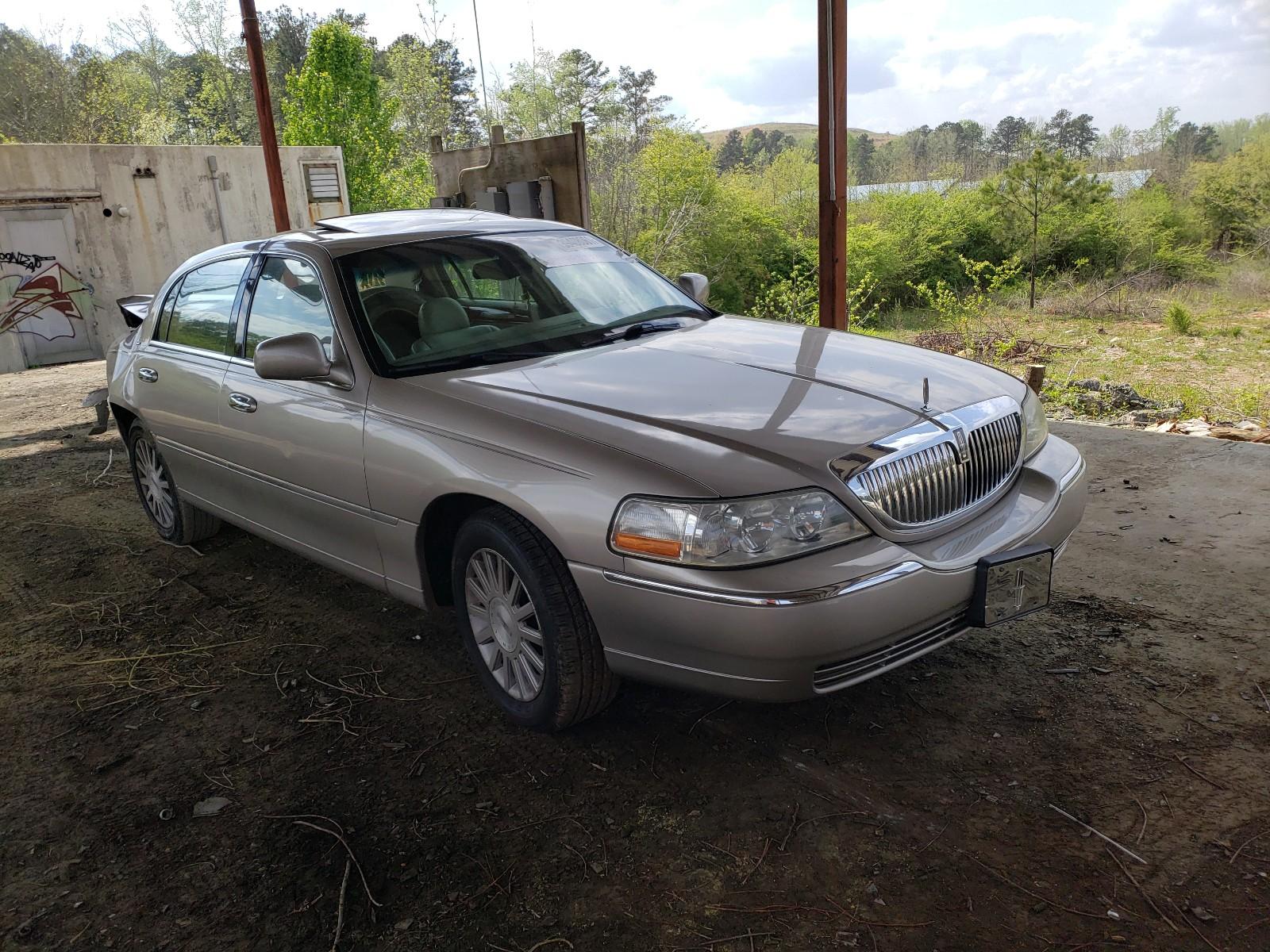 2003 LINCOLN TOWN CAR S - 1LNHM82W23Y663059