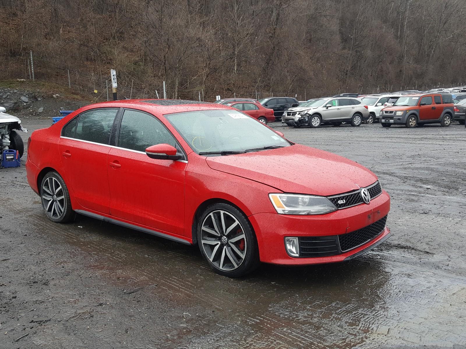 2013 Volkswagen Jetta Gli