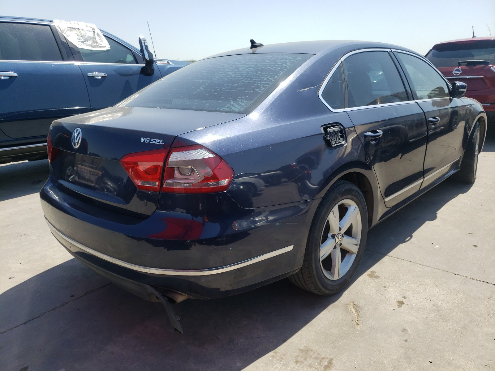 2014 Volkswagen Passat Sel