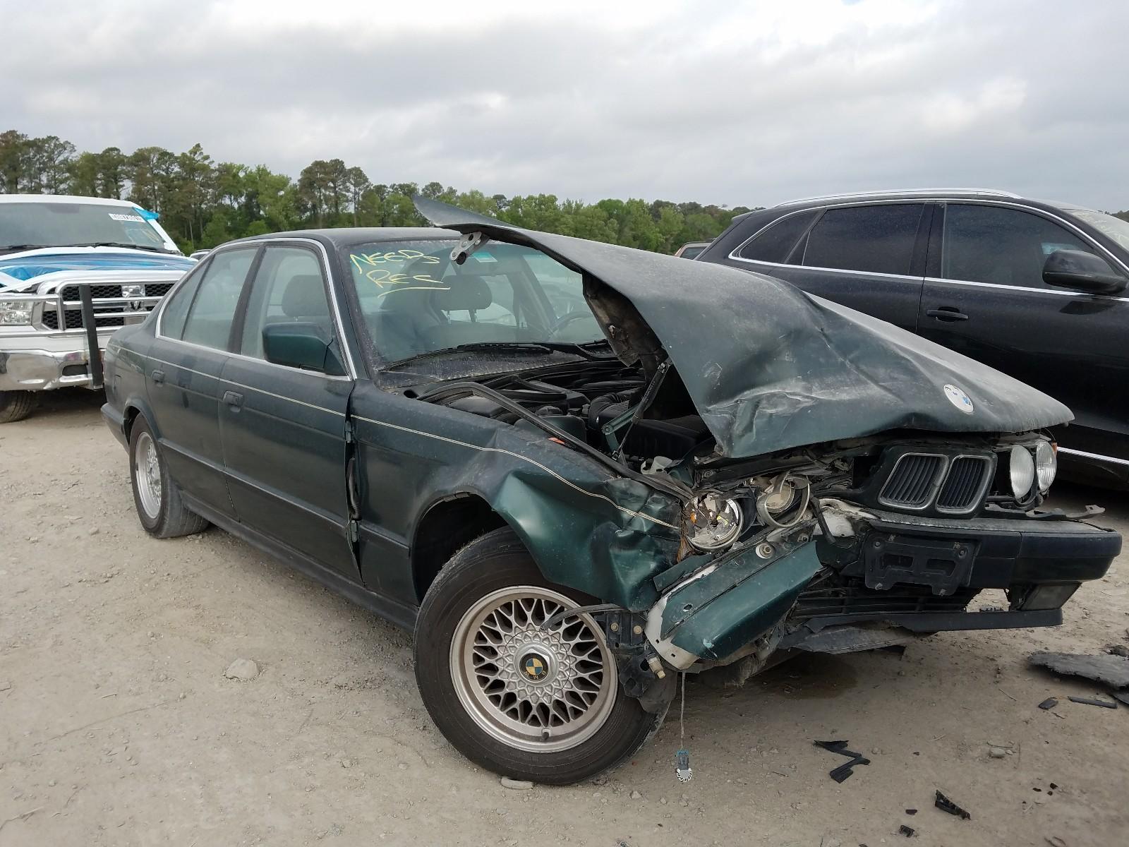 1991 BMW 535 I AUTO - WBAHD2314MBF70231