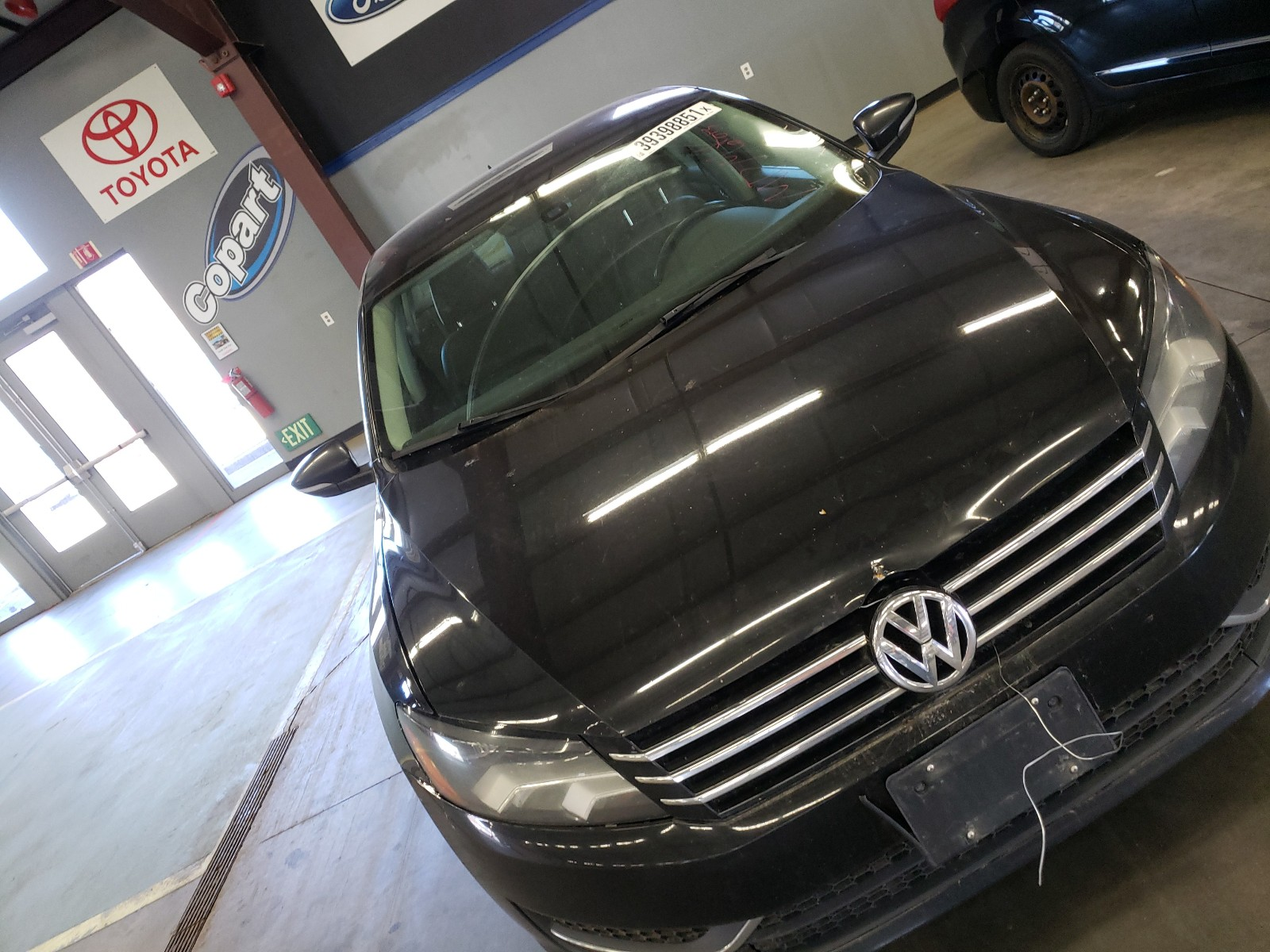 2012 Volkswagen Passat Se