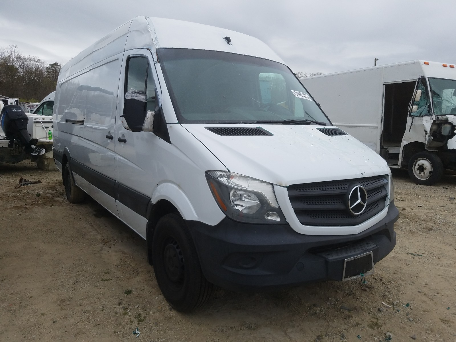 2016 Mercedes-Benz Sprinter 2