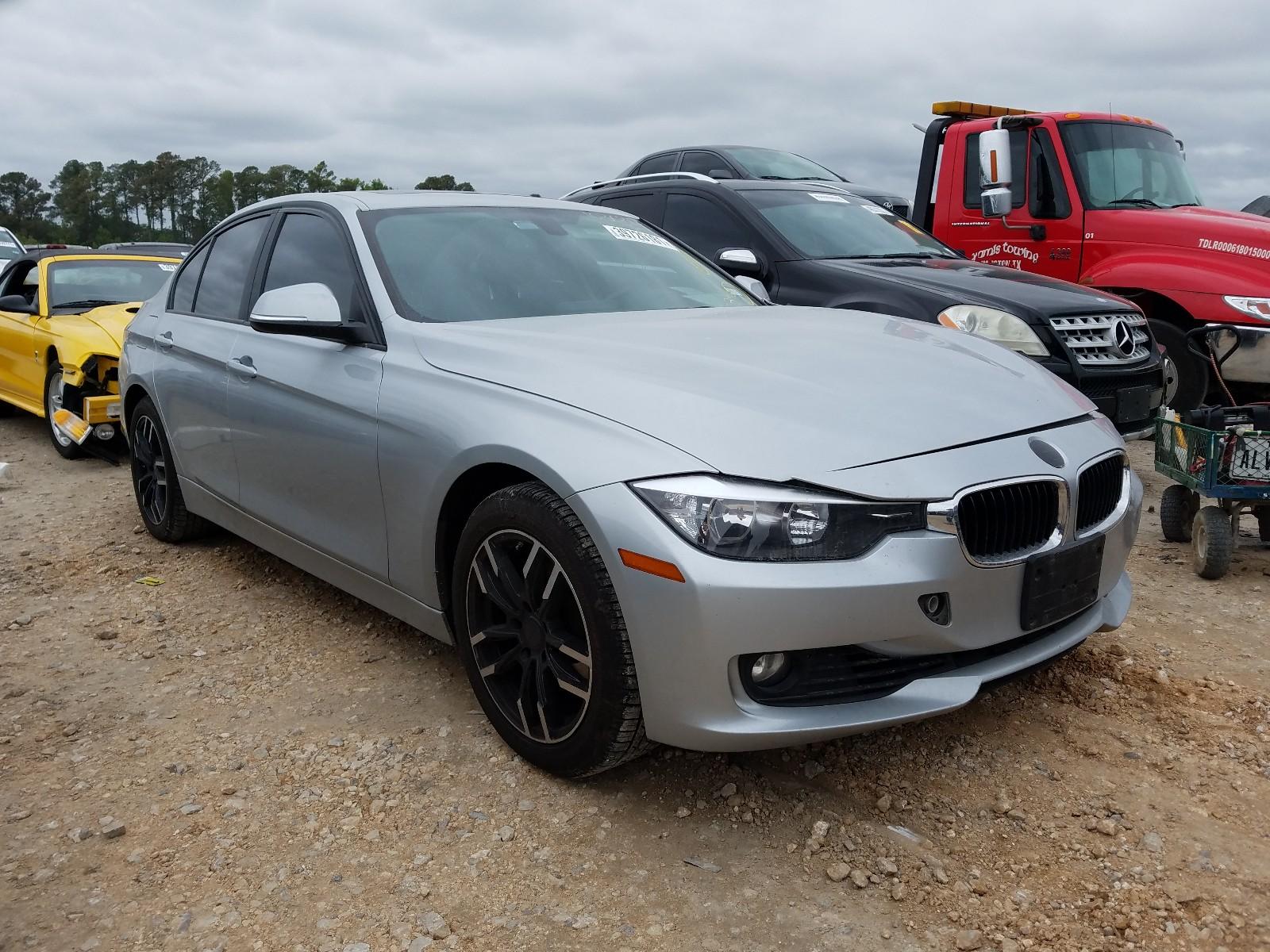 2015 BMW 328 I - WBA3A5G5XFNS83346