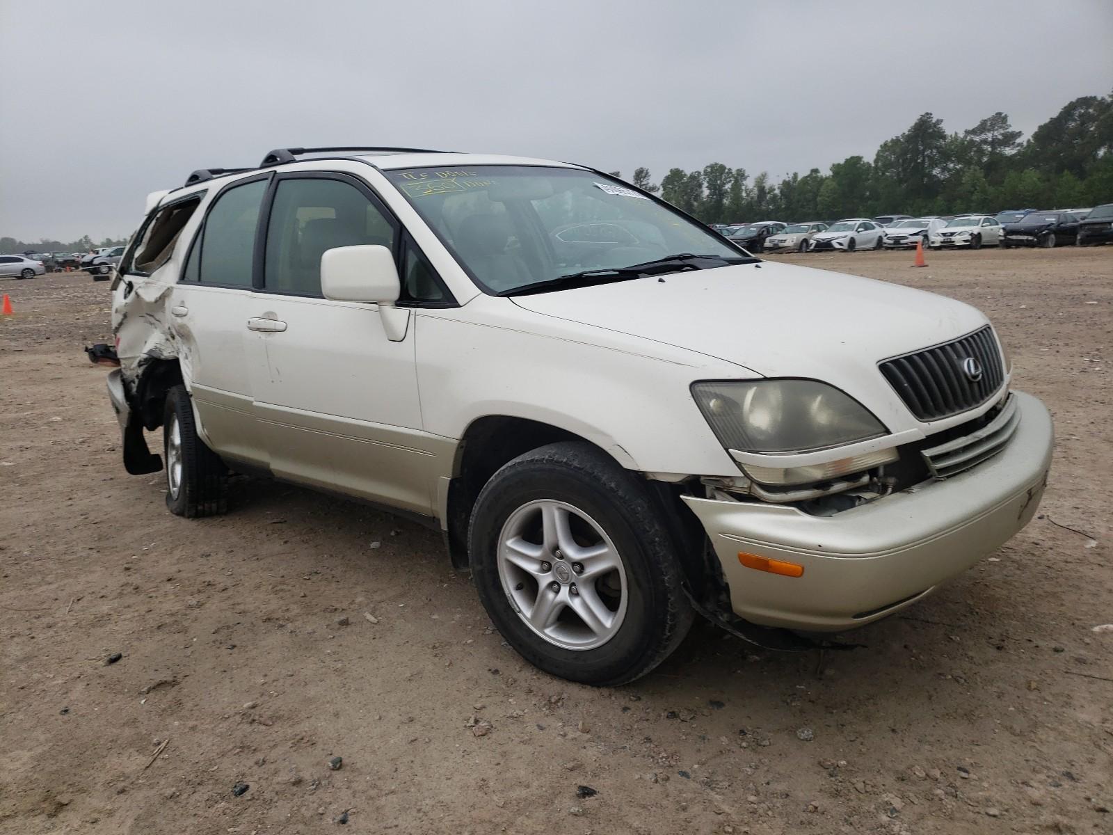 2000 LEXUS RX 300 - JT6HF10U7Y0130886