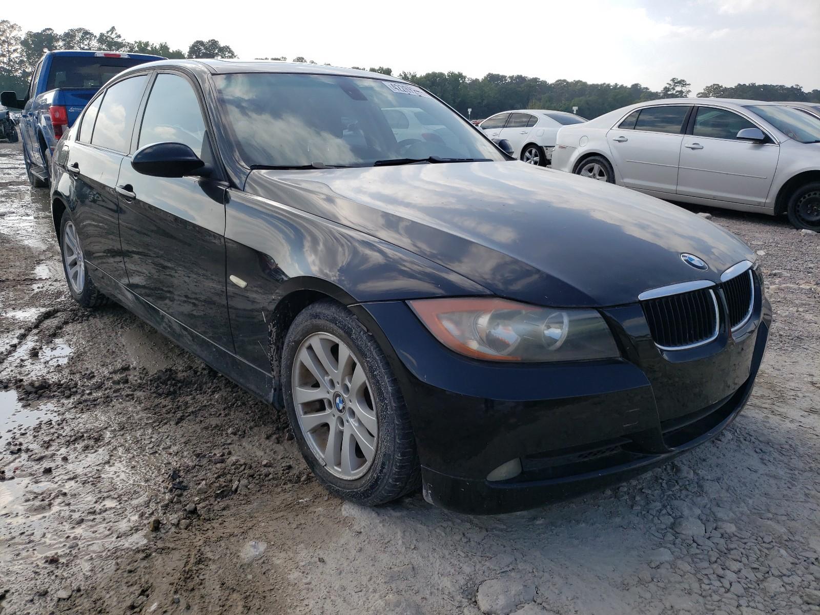 2006 BMW 325 I - WBAVB13586PT27174