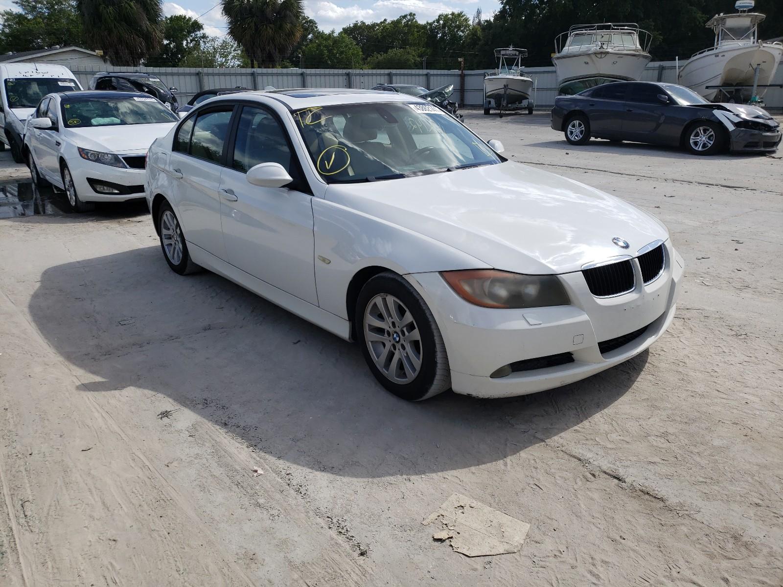 2007 BMW 328 I SULE - WBAVC535X7FZ81444