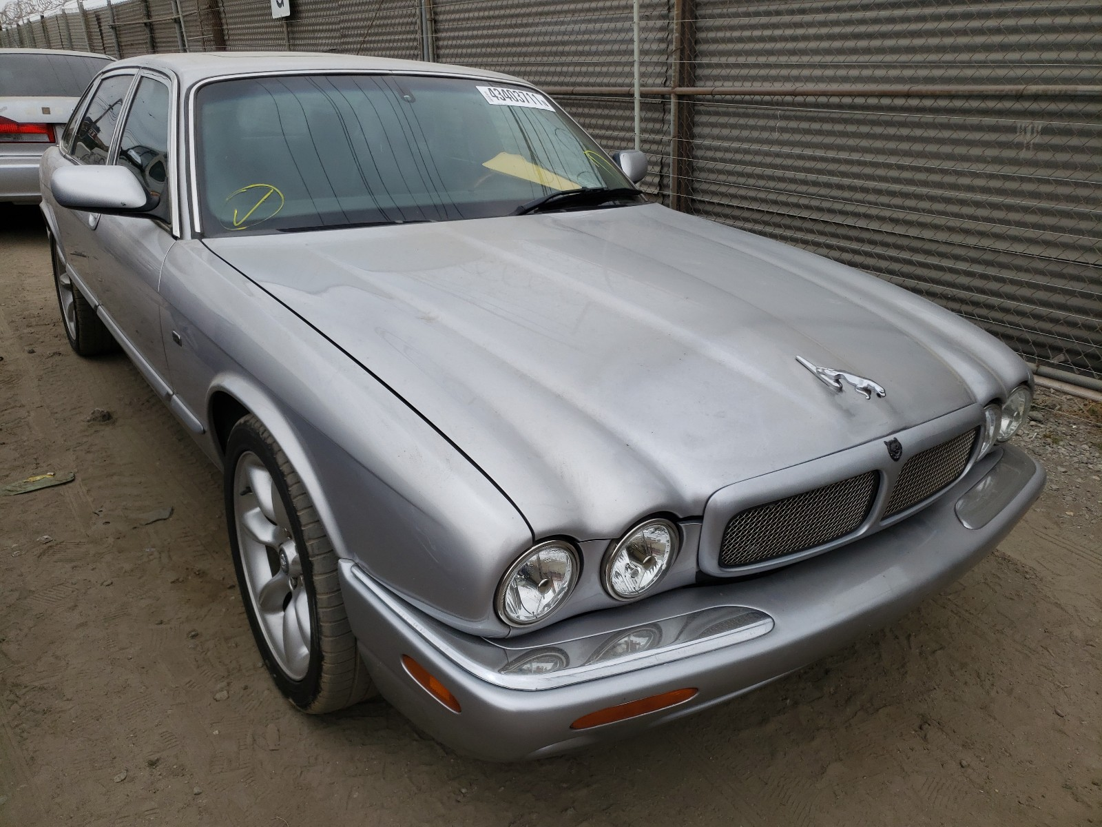 2002 JAGUAR XJR - SAJDA15BX2MF41636