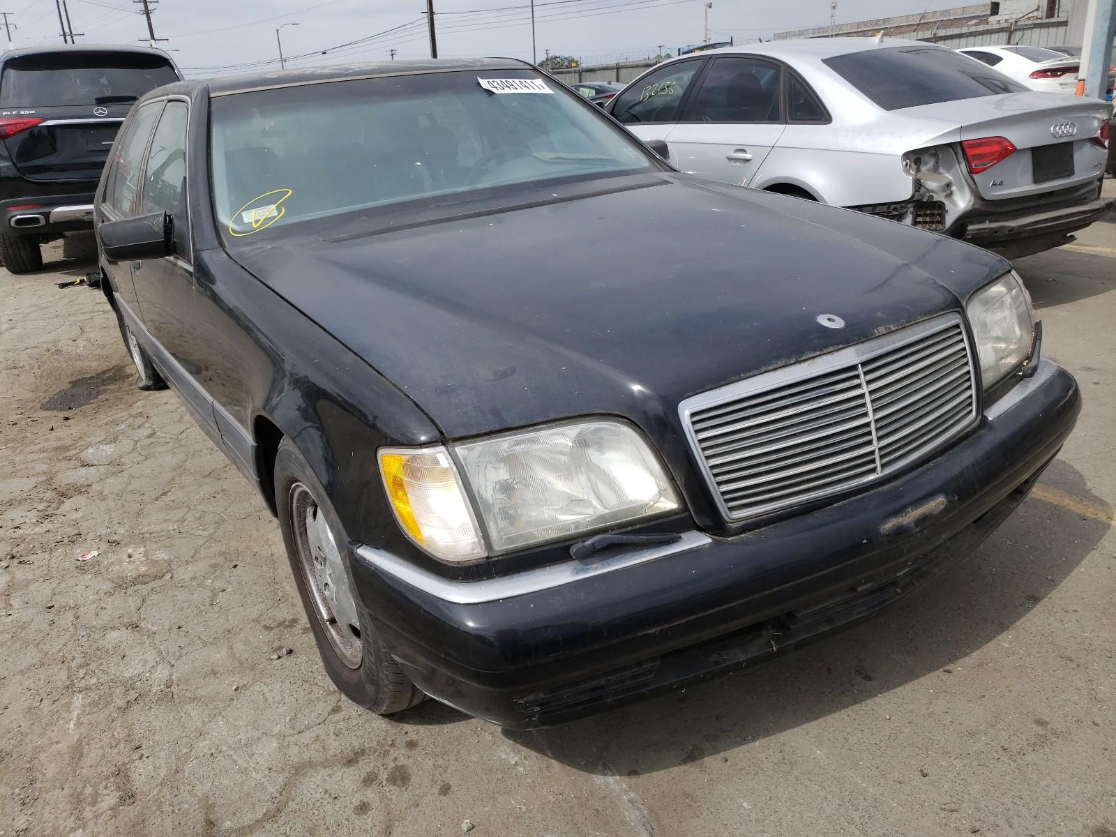 1998 MERCEDES-BENZ S 420 - WDBGA43G9WA401902