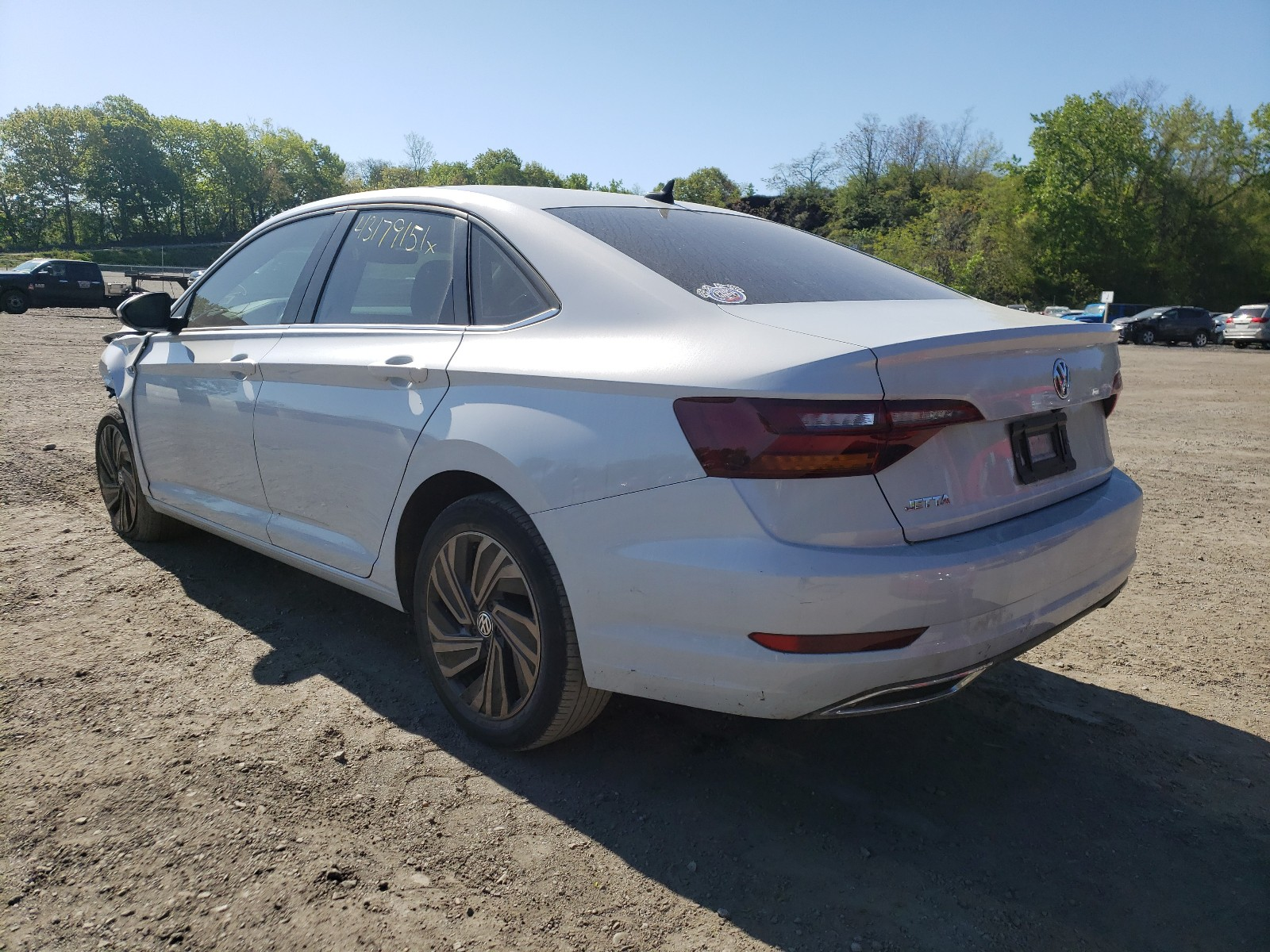 2019 Volkswagen Jetta SEL Premium