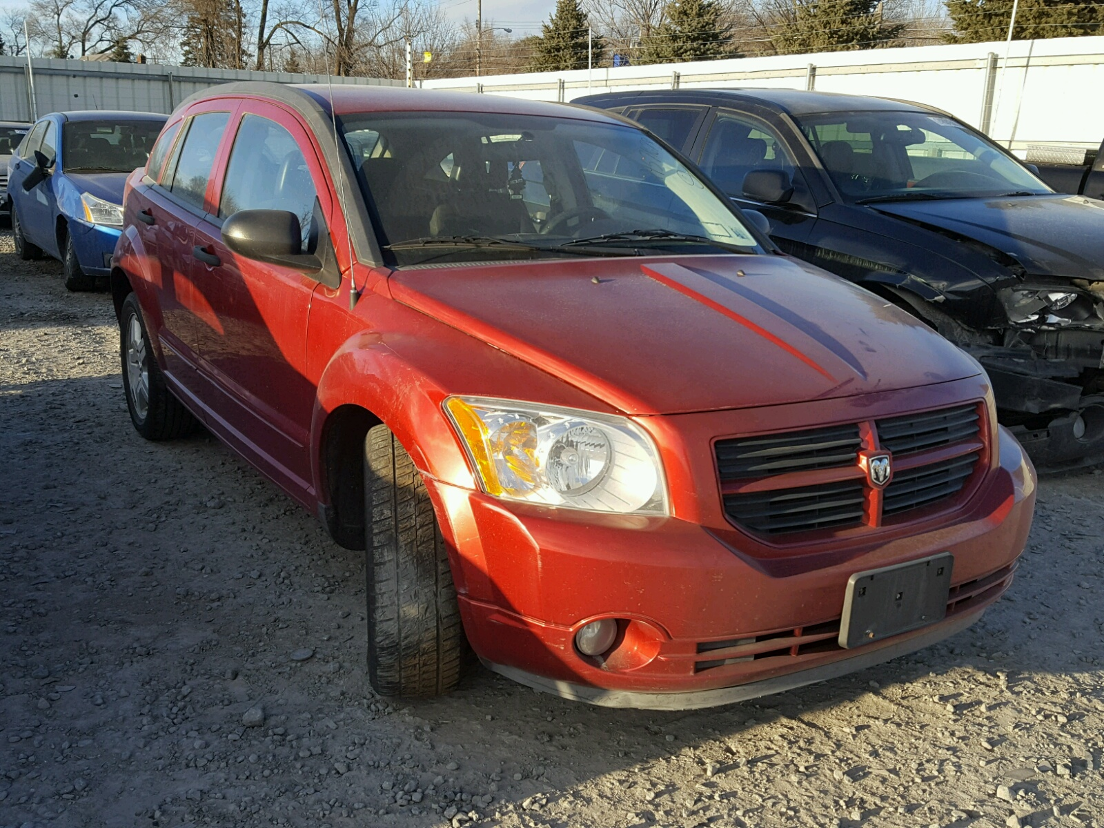 2008 DODGE CALIBER SX 2.0L