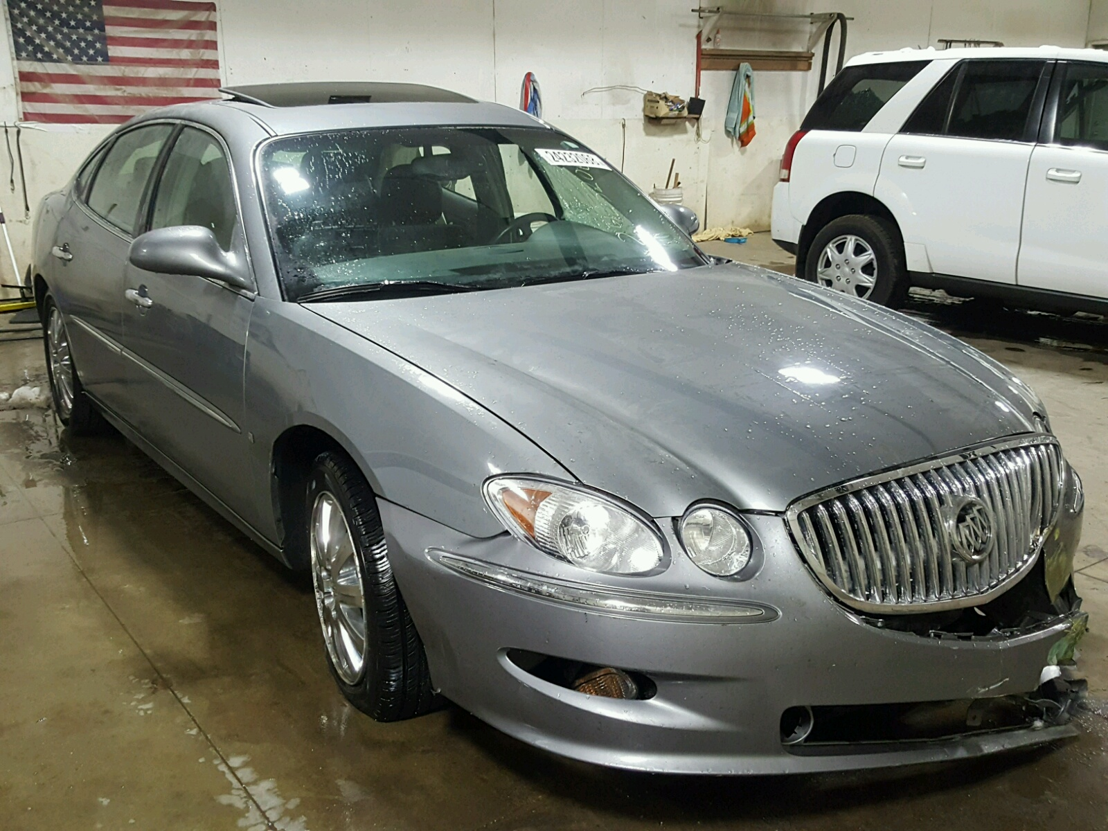 Auto Auction Ended On Vin 1g4bt52p4tr400906 1996 Buick