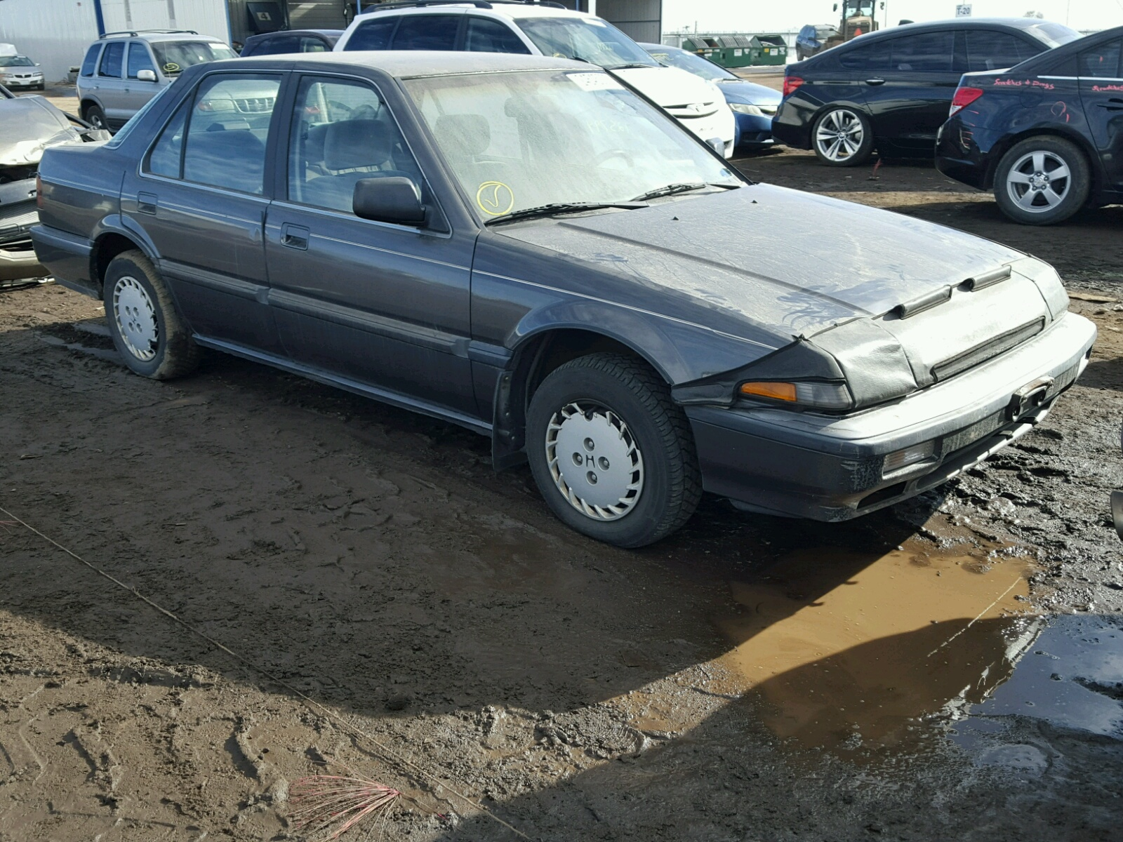 auto auction ended on vin jhmca5462jc007925 1988 honda accord in mn minneapolis north. Black Bedroom Furniture Sets. Home Design Ideas