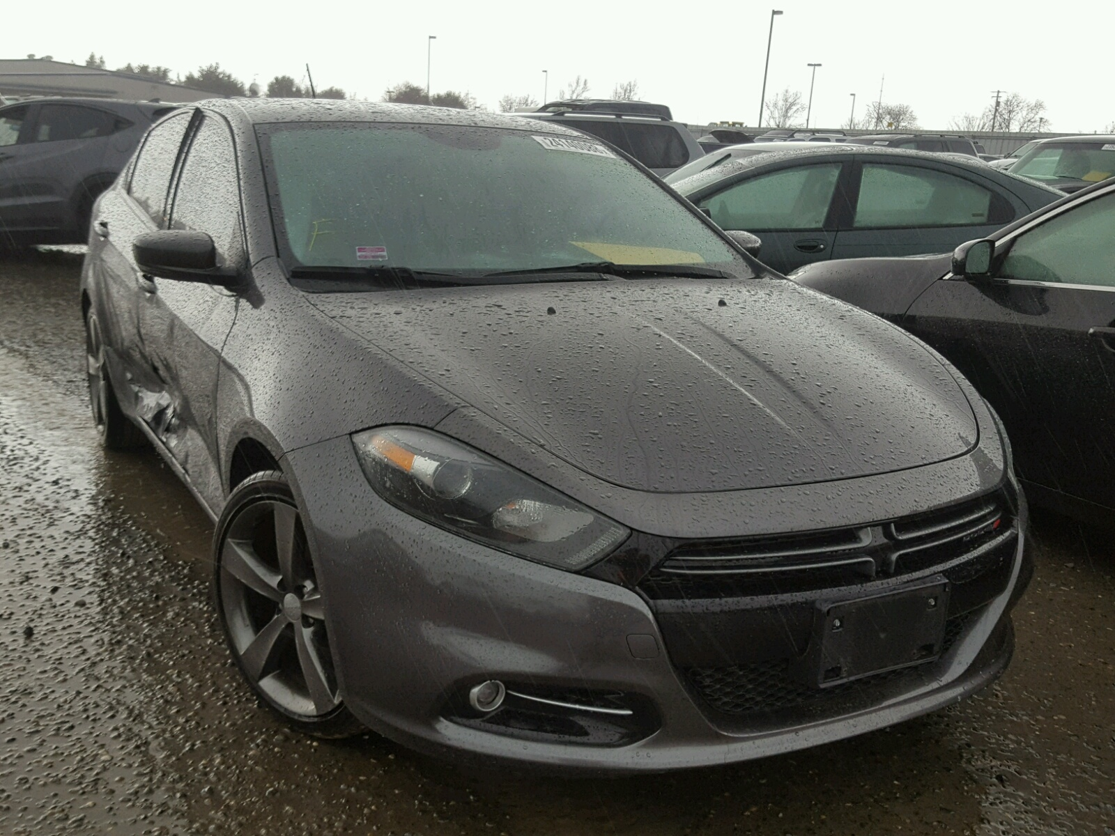 navigation dodge dart leather gt start remote watch exhaust automatic dual sunroof