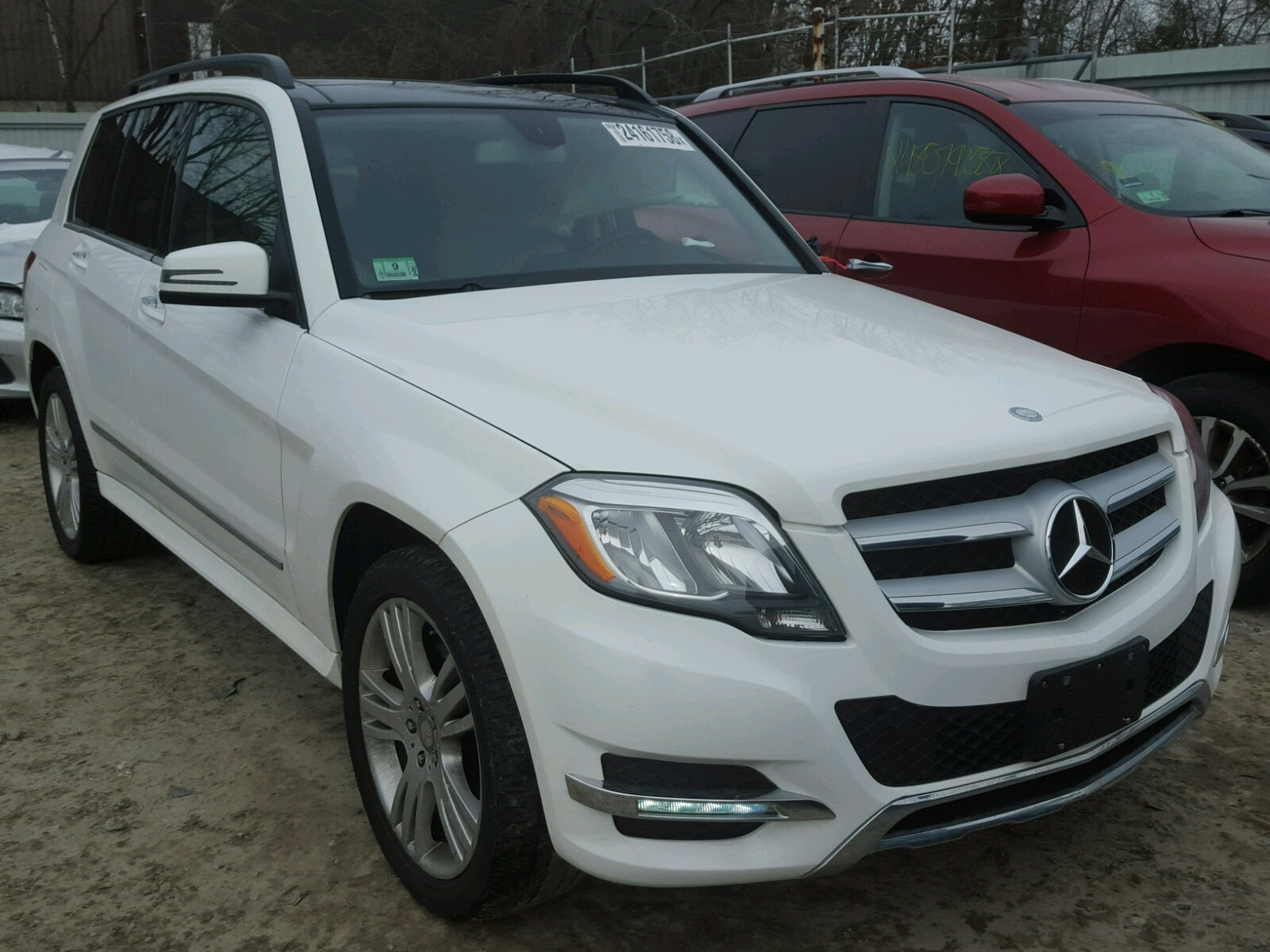Auto Auction Ended On Vin Wddgj5hb6df964125 2013 Mercedes